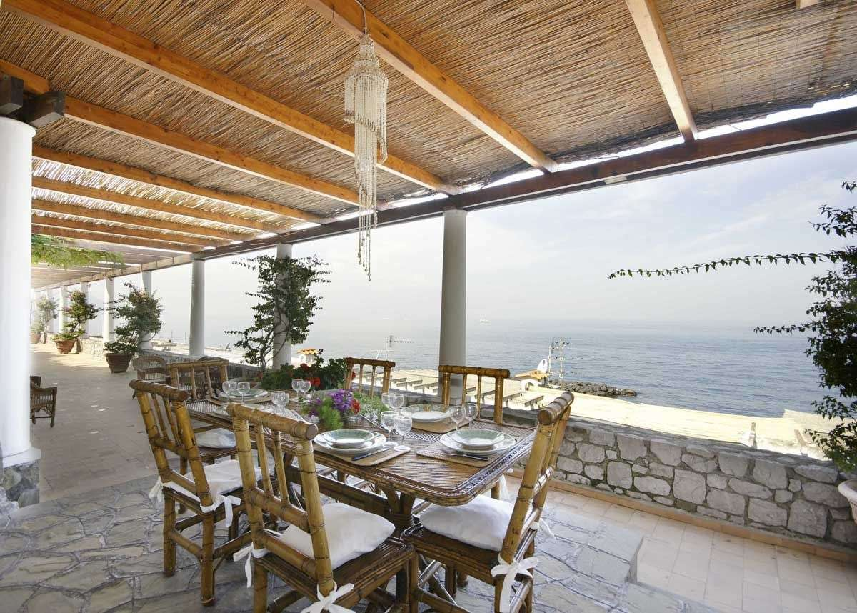 Luxury vacation rentals europe - Italy - Amalfi coast - Sorren to - Gelsomina - Image 1/11