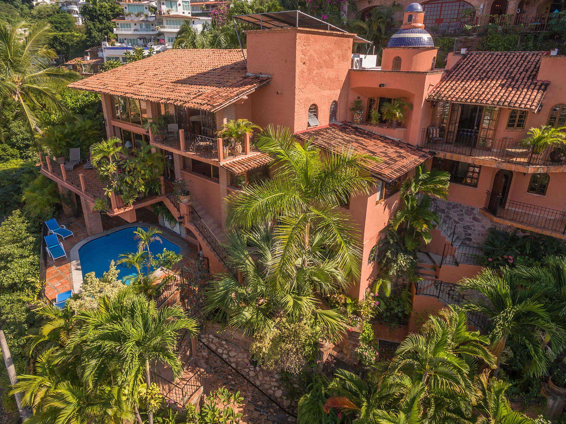 Luxury vacation rentals mexico - Puerto vallarta - Alta vista - No location 4 - Casa Paraiso - Image 1/26