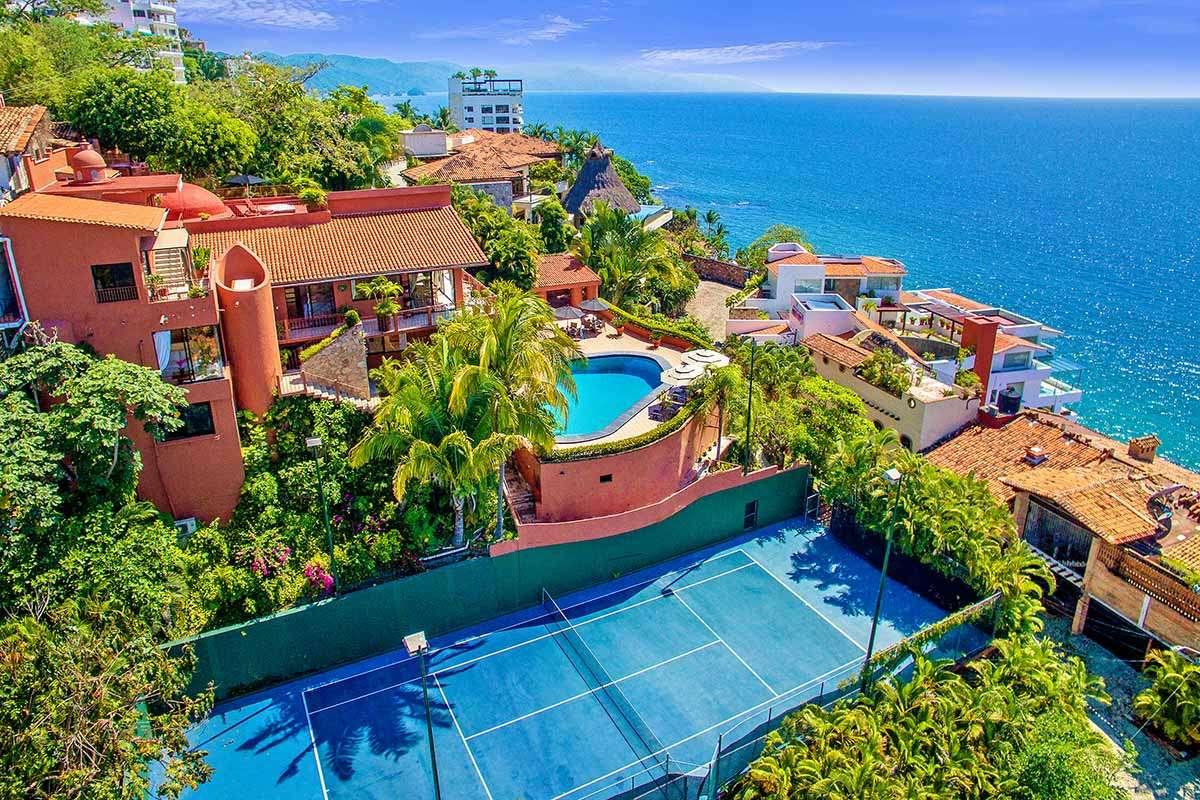 Luxury vacation rentals mexico - Puerto vallarta - Romantic zone - No location 4 - Villa Tita - Image 1/27