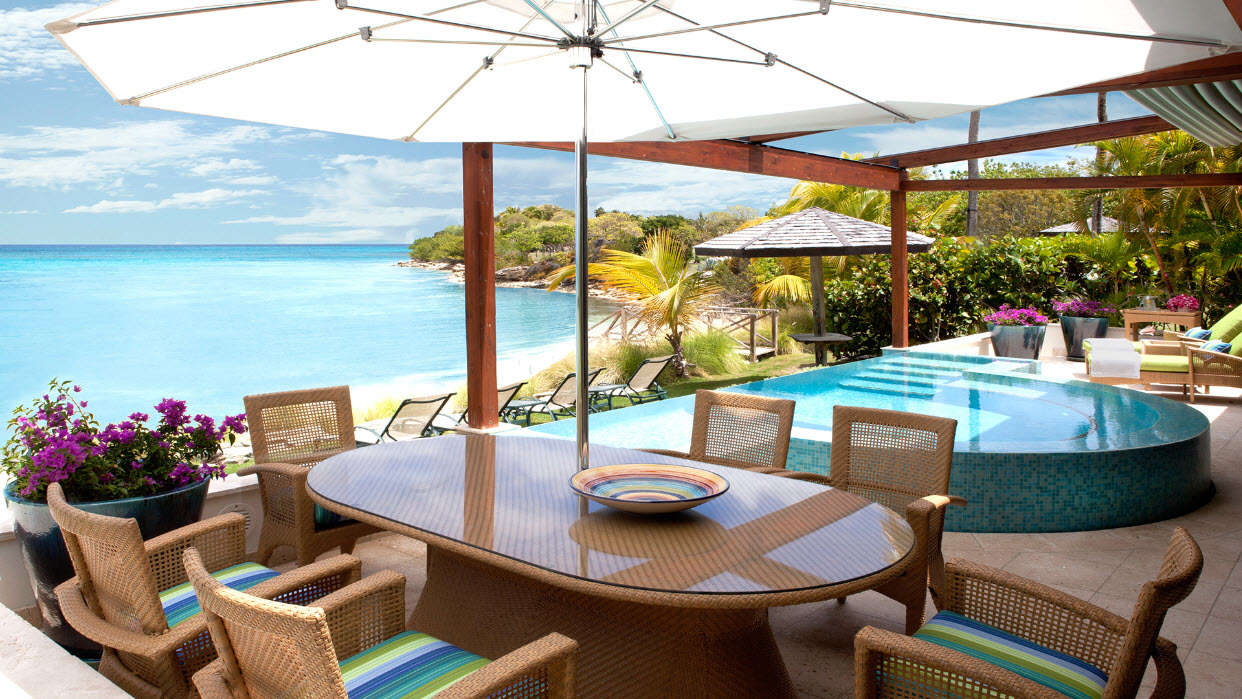 Luxury villa rentals caribbean - Antigua - Jumby bay island - No location 4 - Hummingbird - Image 1/9