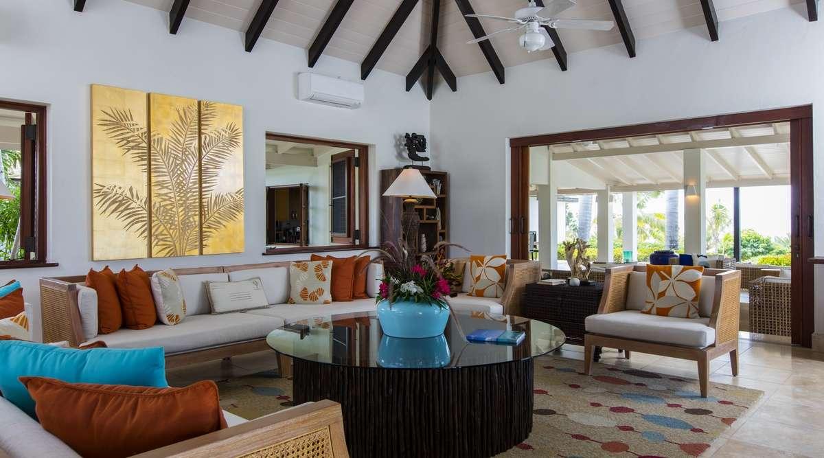 Luxury villa rentals caribbean - Antigua - Jumby bay - Tir Na Nog - Image 1/6