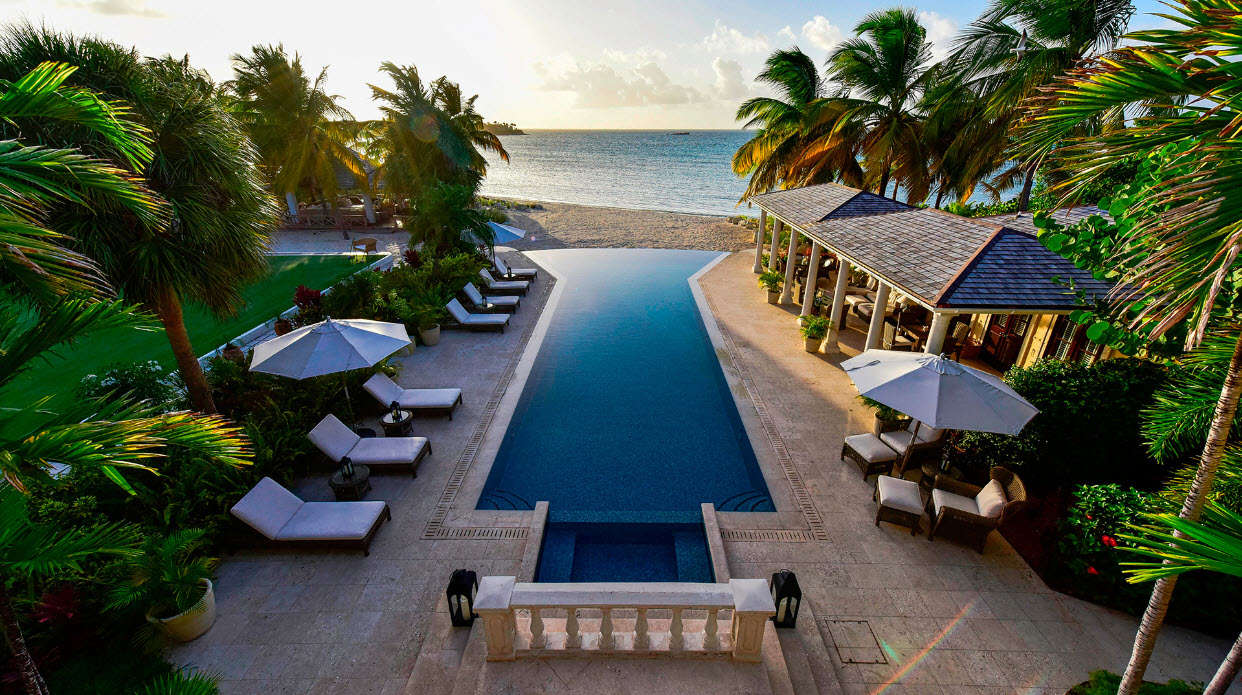Luxury villa rentals caribbean - Antigua - Jumby bay island - No location 4 - La Casa Estate - Image 1/23