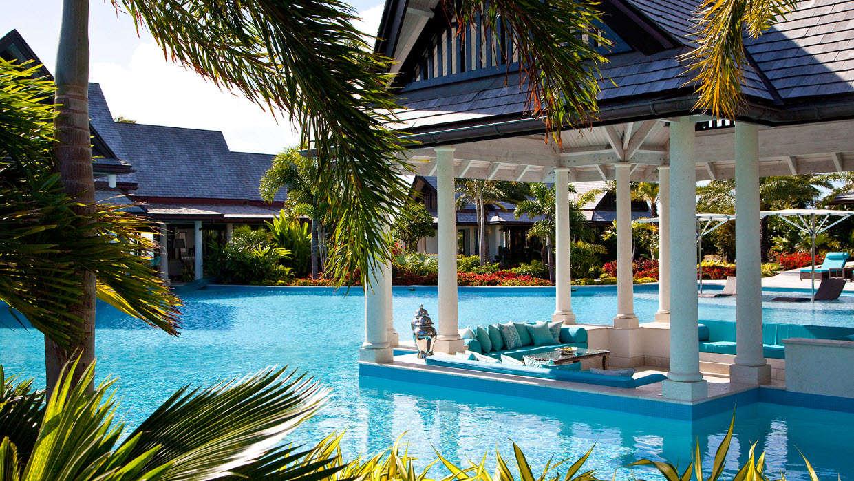 Luxury villa rentals caribbean - Antigua - Jumby bay island - No location 4 - Lazy Lizard - Image 1/15