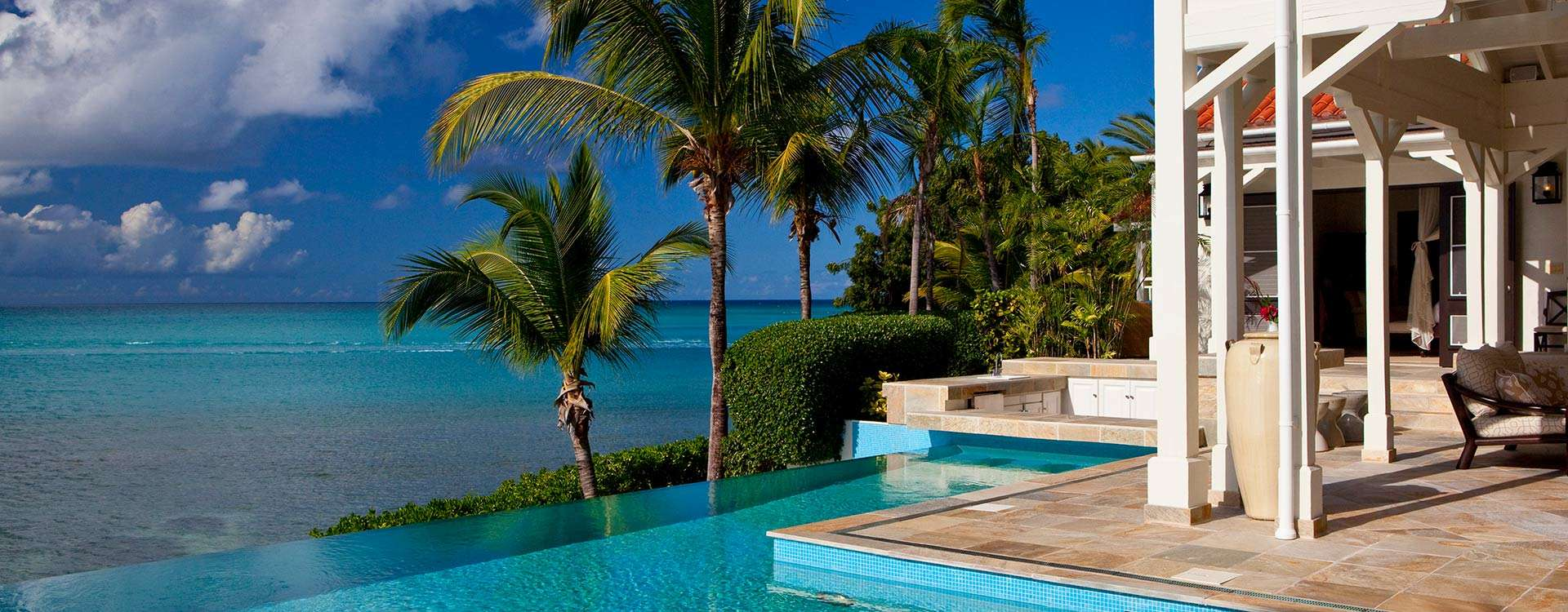 Luxury villa rentals caribbean - Antigua - Jumby bay island - No location 4 - Les Palmiers - Image 1/9