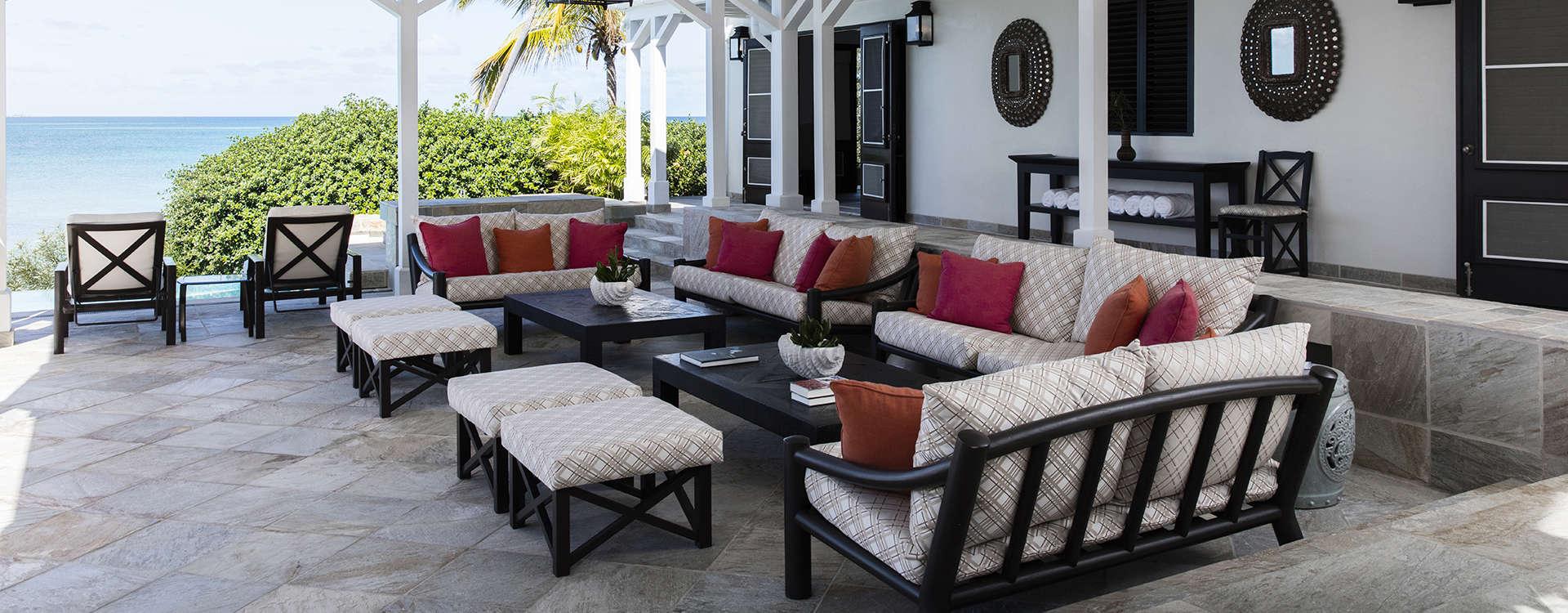 Luxury villa rentals caribbean - Antigua - Jumby bay - Les Palmiers - Image 1/7