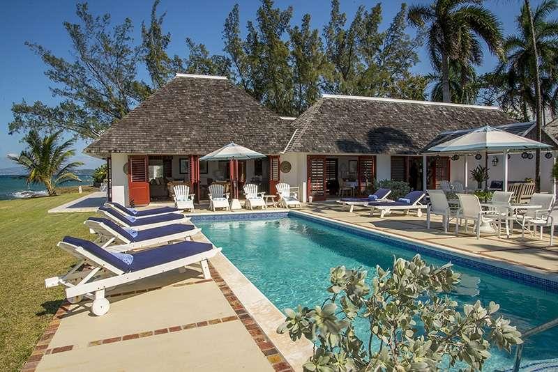 Luxury villa rentals caribbean - Jamaica - Try all club - No location 4 - Villa Elysian Plain - Image 1/20
