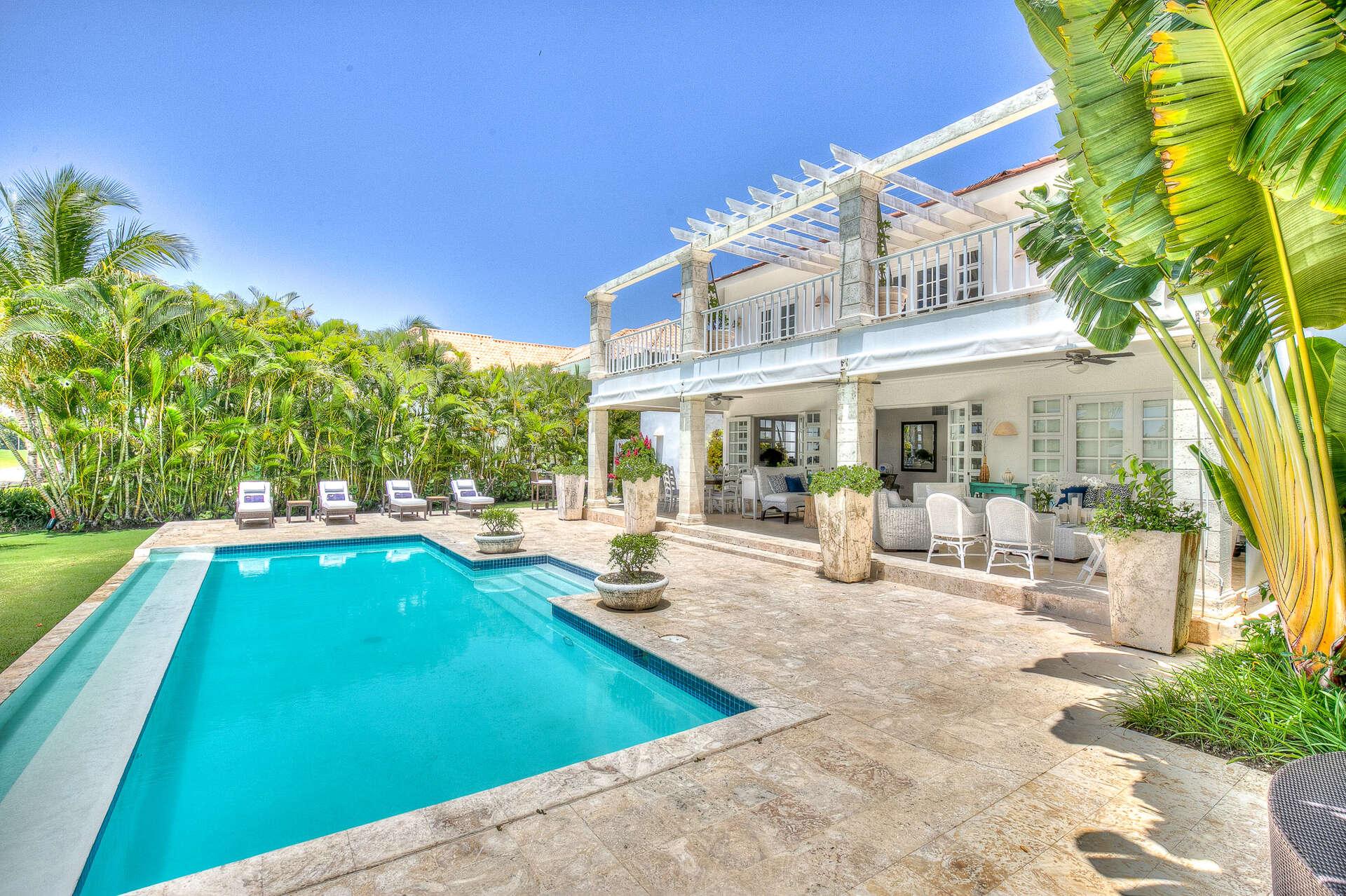Luxury villa rentals caribbean - Dominican republic - Punta cana - Punta cana resort and club - Tortuga B10 - Image 1/30