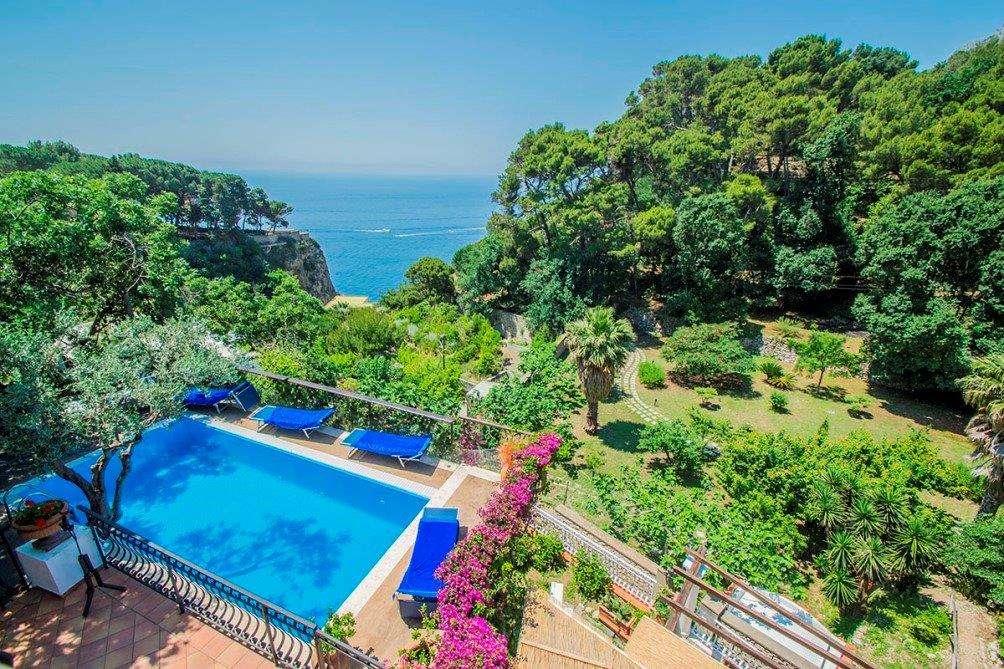 Luxury vacation rentals europe - Italy - Amalfi coast - Ca pri - Marinella Villa - Image 1/58