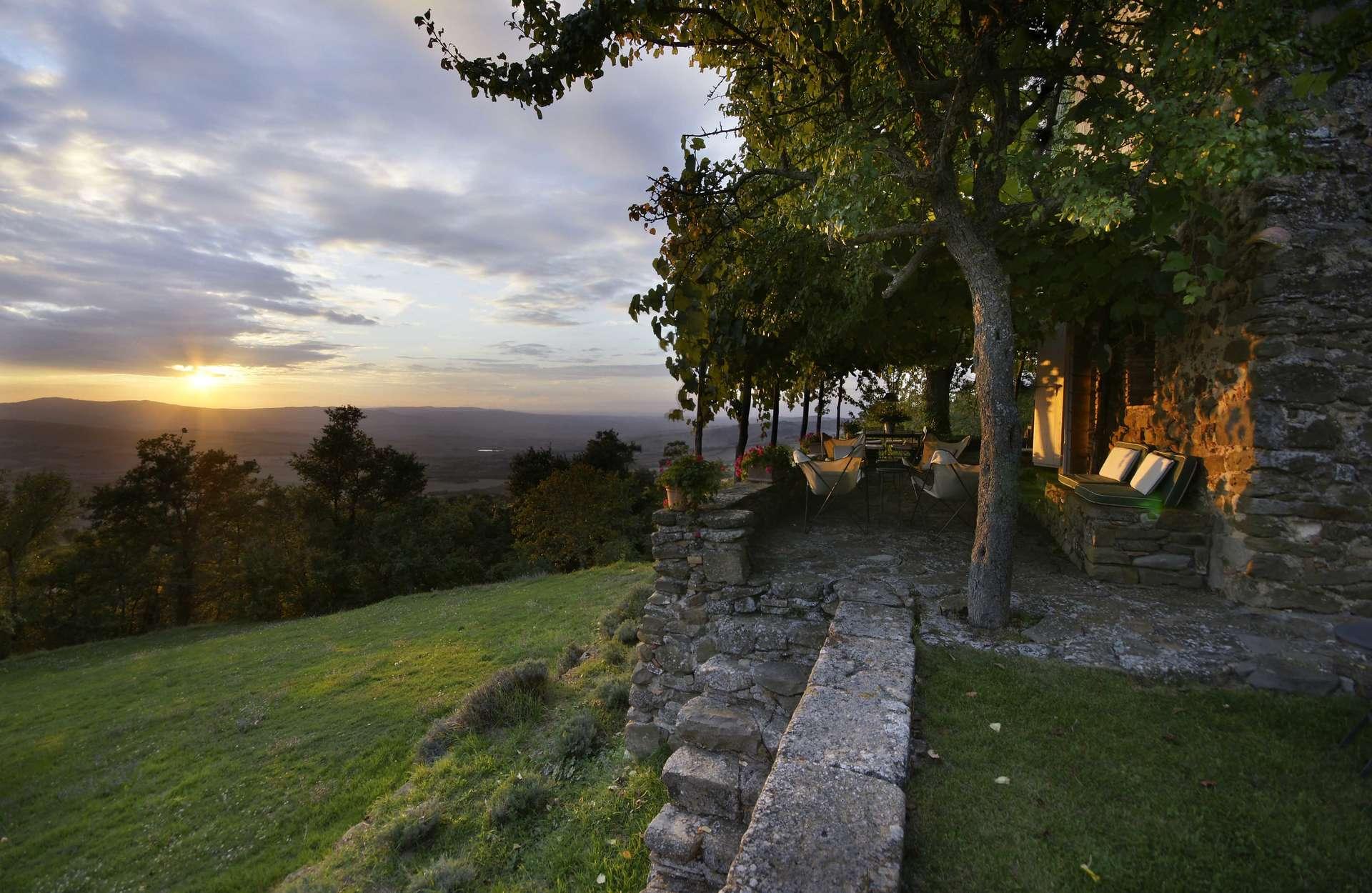 Luxury vacation rentals europe - Italy - Tuscany - Siena - Villa Zaffirano - Image 1/17