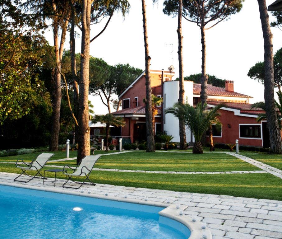 Luxury vacation rentals europe - Italy - Lazio ih - Ro me - Imperiale - Image 1/18