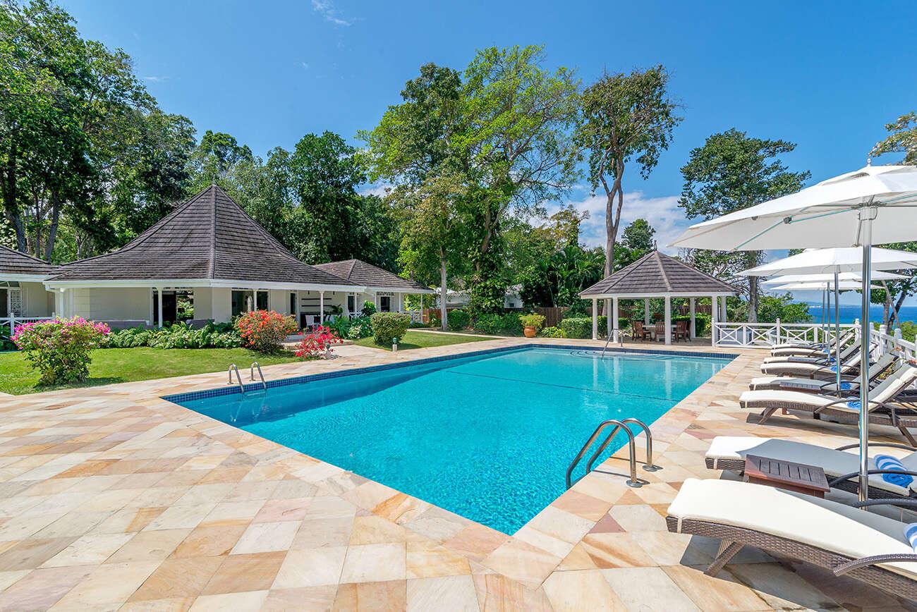 Luxury villa rentals caribbean - Jamaica - Ocho rios - No location 4 - Frangipani - Image 1/19