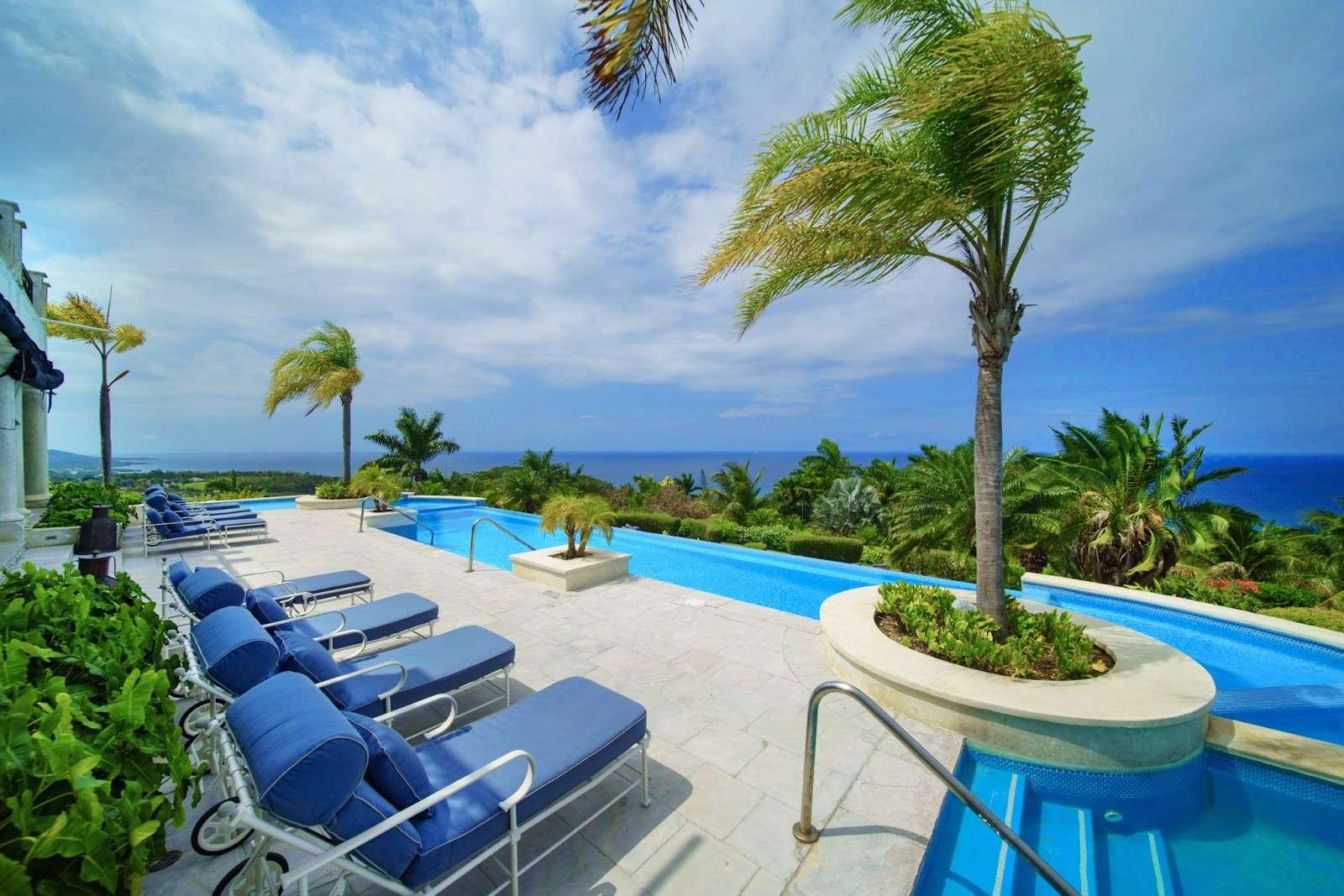 Luxury villa rentals caribbean - Jamaica - Try all club - No location 4 - Villa Twin Palms - Image 1/17