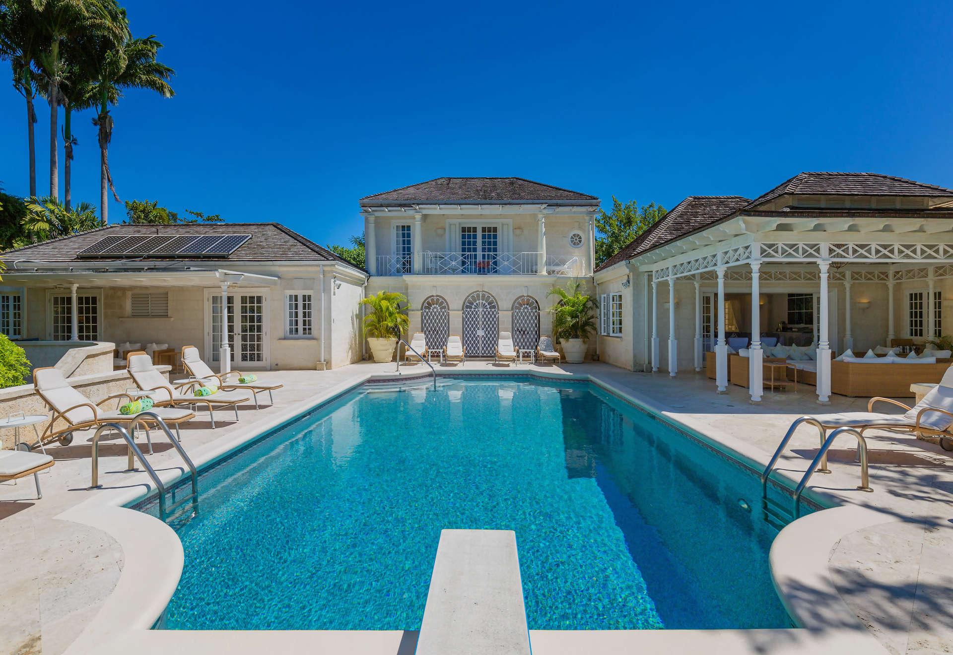 Luxury villa rentals caribbean - Barbados - St james - Sandy laneestate - Aurora - Image 1/21
