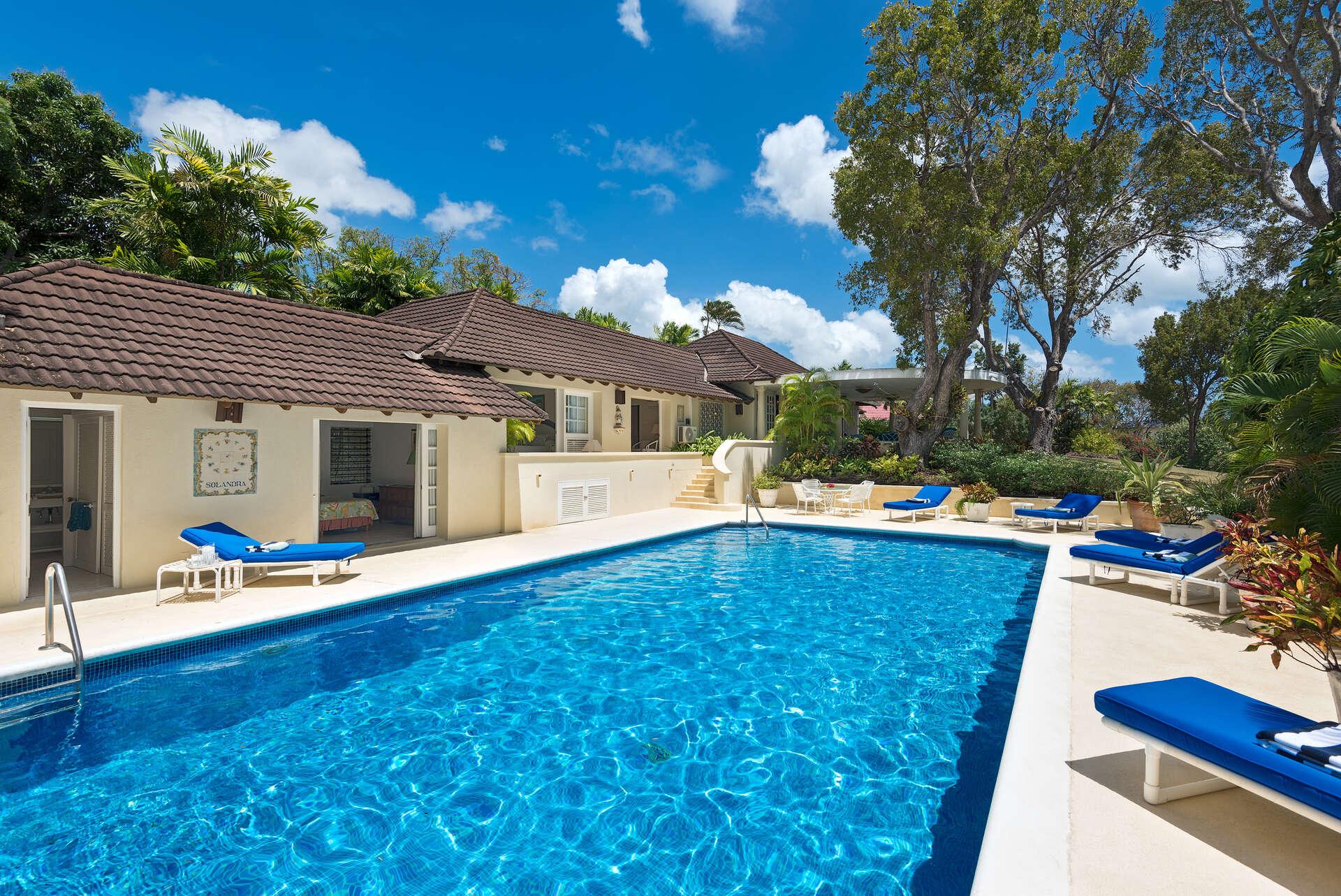 Luxury villa rentals caribbean - Barbados - St james - Sandy laneestate - Solandra - Image 1/13