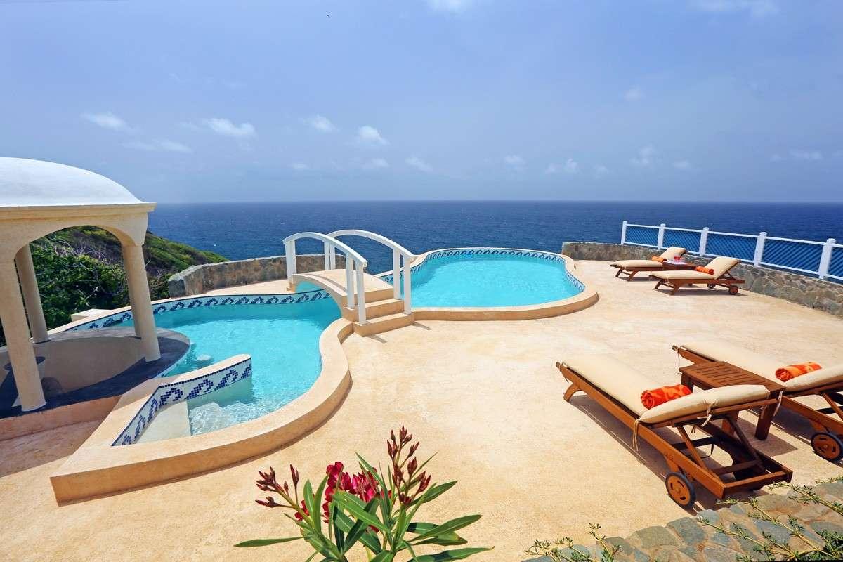 Luxury villa rentals caribbean - St lucia - Cap estate sl - Sea breezehills - Equinox - Image 1/13
