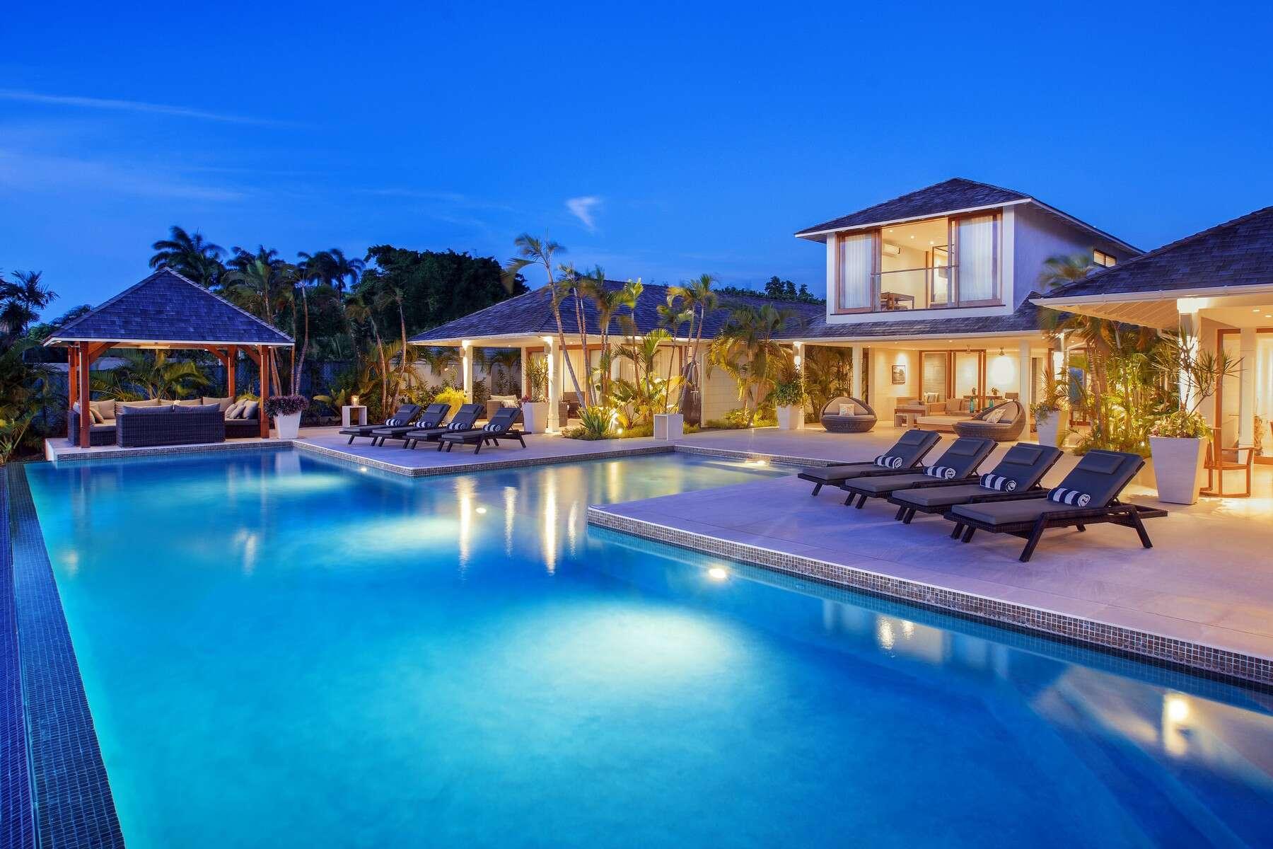 Luxury villa rentals caribbean - Barbados - St peter - Coral cliffridge - Elysium - Image 1/15