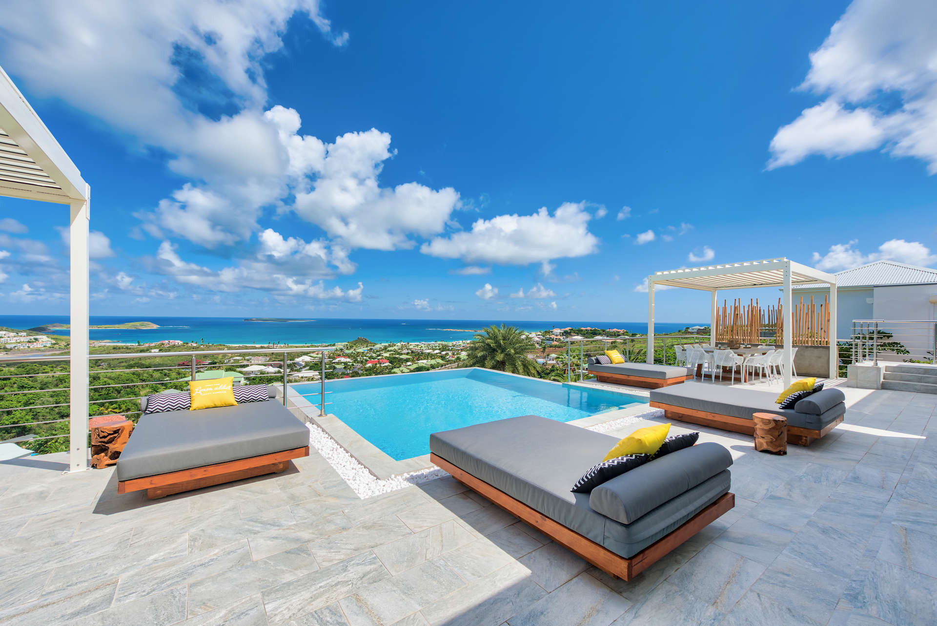 Luxury villa rentals caribbean - St martin - Saint martin french - Orient bay - Turquoze - Image 1/21