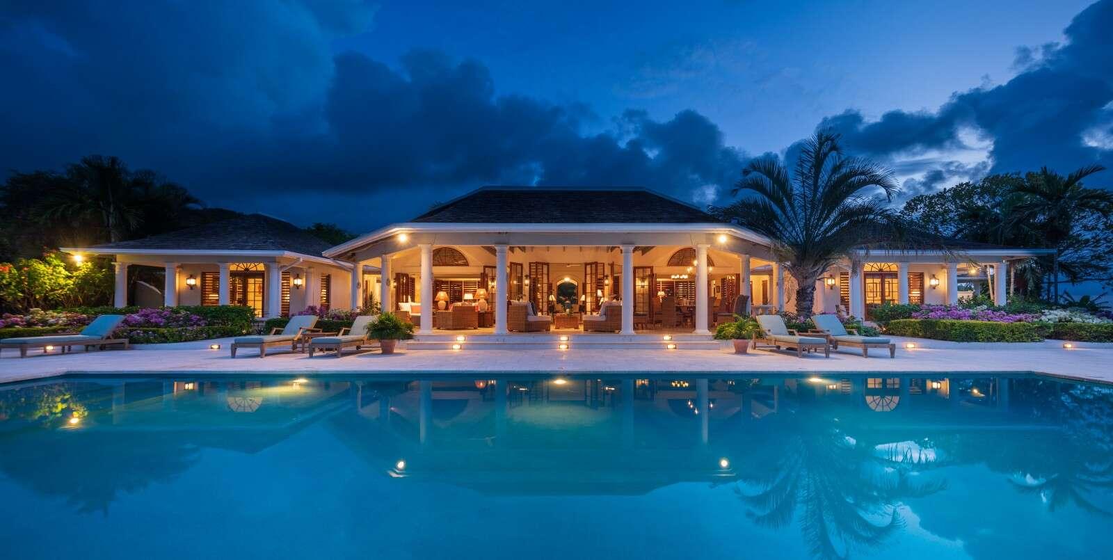 Luxury villa rentals caribbean - Jamaica - Try all club - Bougainvillea House - Image 1/14