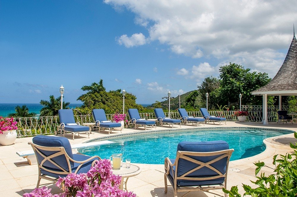 Luxury villa rentals caribbean - Jamaica - Try all club - Round House - Image 1/24