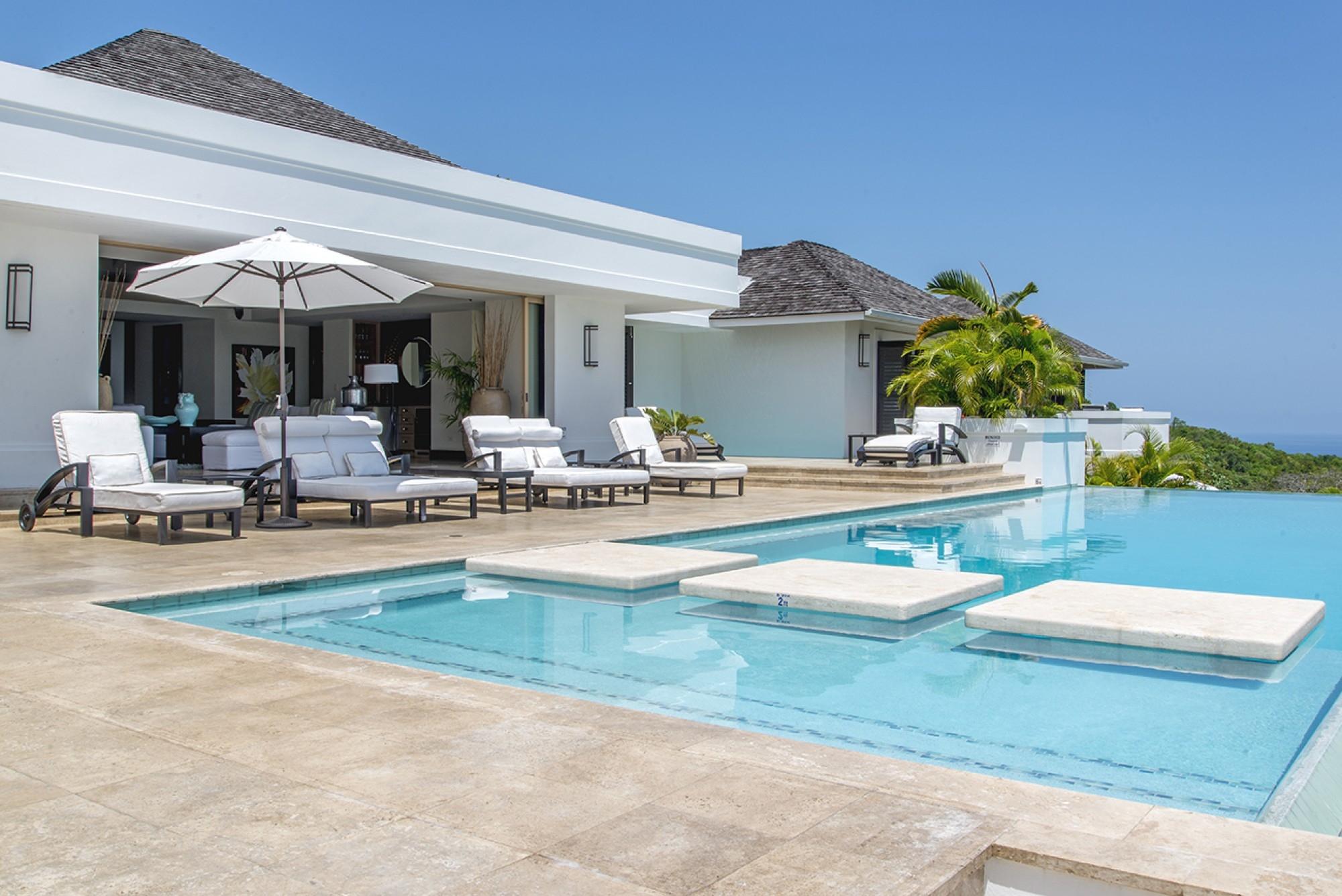 Luxury villa rentals caribbean - Jamaica - Try all club - Villa Lolita - Image 1/27