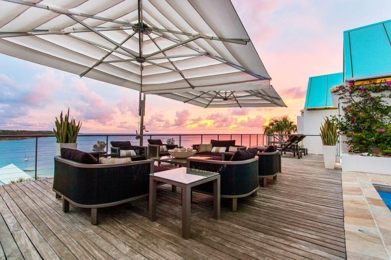 Luxury villa rentals caribbean - Anguilla - Crocus bay - 3 Bedroom Option, CeBlue Villas & Beach Resort - Image 1/26