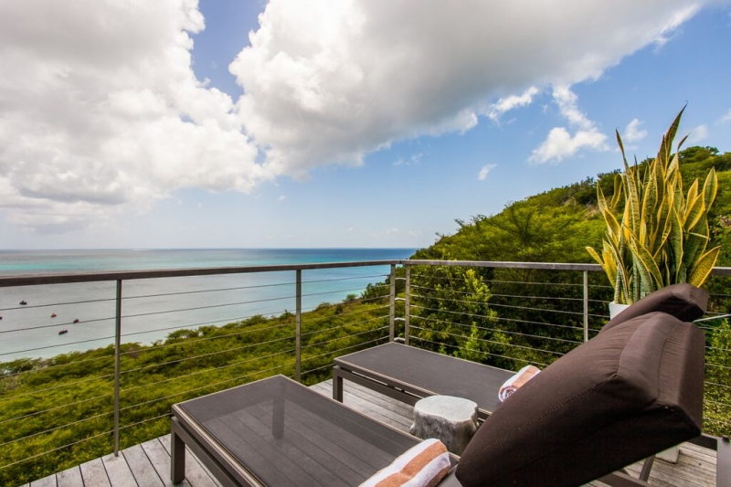 Luxury villa rentals caribbean - Anguilla - Crocus bay - 5 Bedroom Option, CeBlue Villas & Beach Resort - Image 1/26