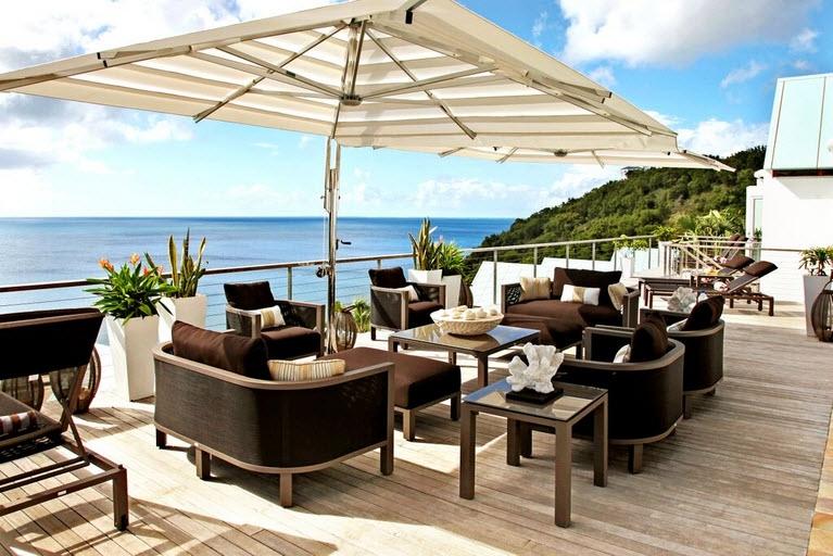 Luxury villa rentals caribbean - Anguilla - Crocus bay - 6 Bedroom Option, CeBlue Villas & Beach Resort - Image 1/25