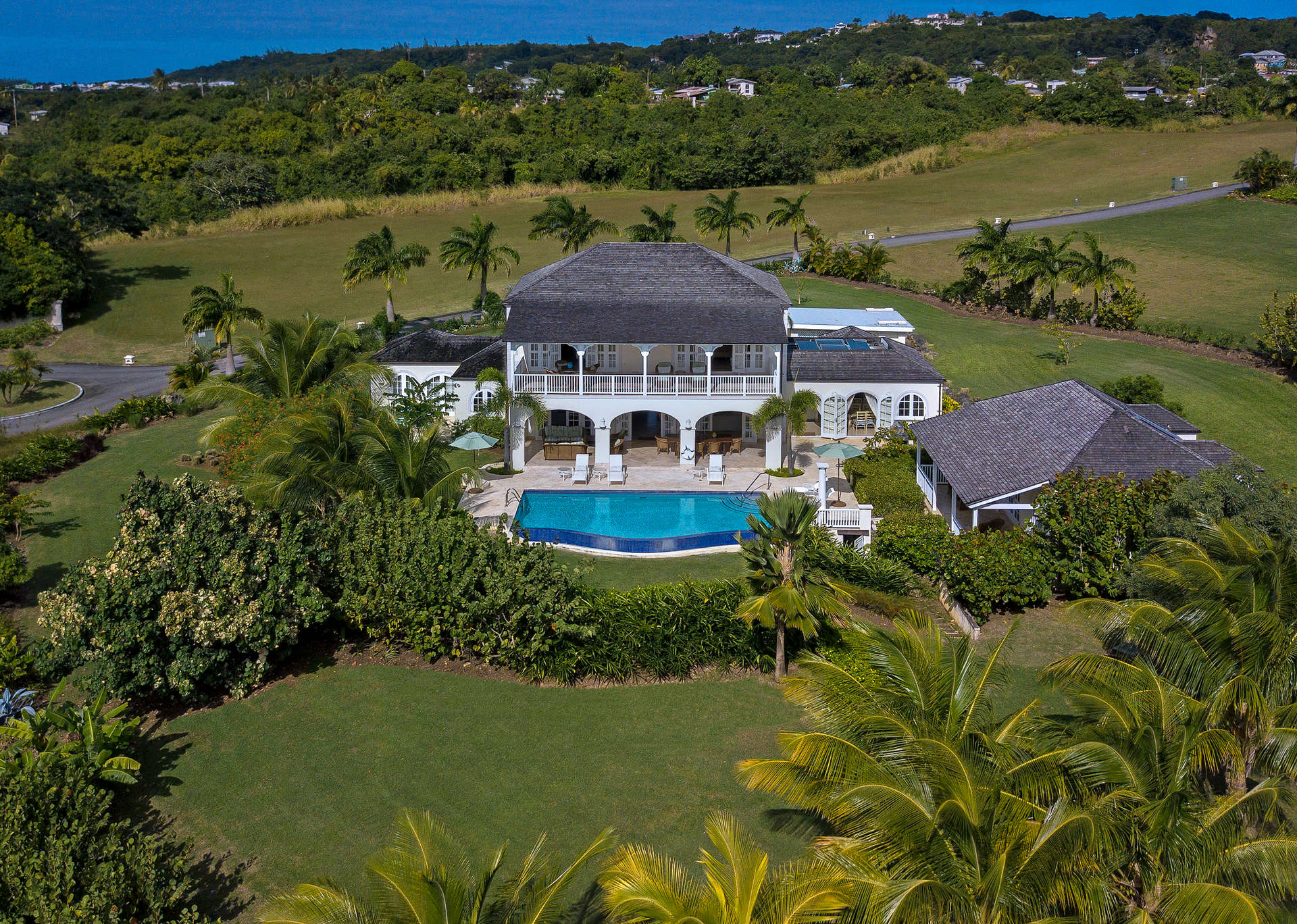 Luxury villa rentals caribbean - Barbados - St james - Royal westmoreland golf resort - Howzat - Image 1/14