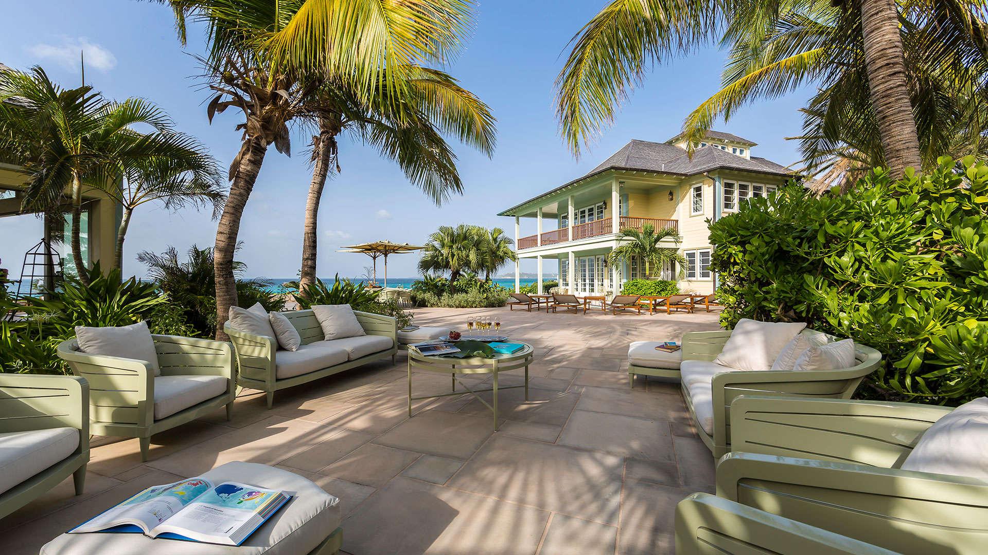 Luxury villa rentals caribbean - Anguilla - Longbay - Santosha - Image 1/27