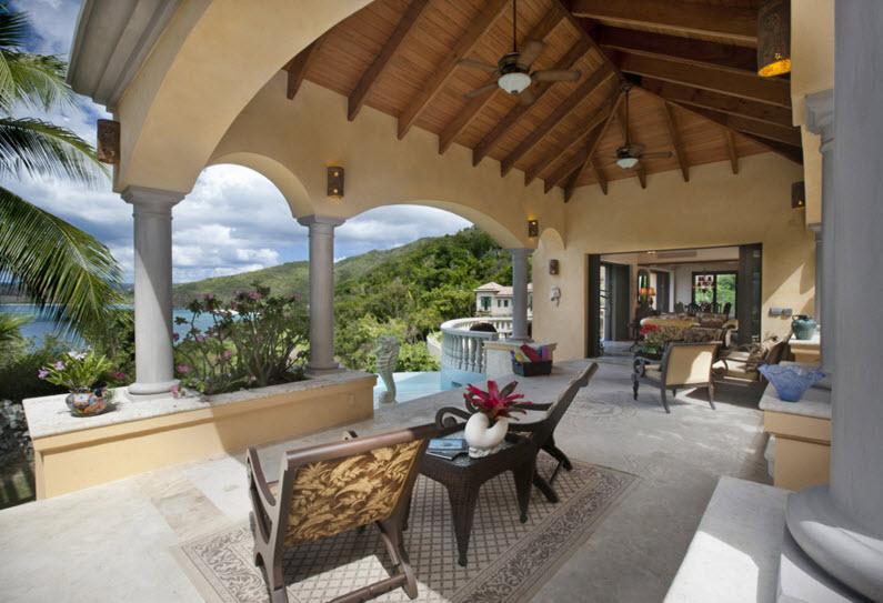 Luxury villa rentals caribbean - Usvi - St john - Peter bay - Delfina - Image 1/12
