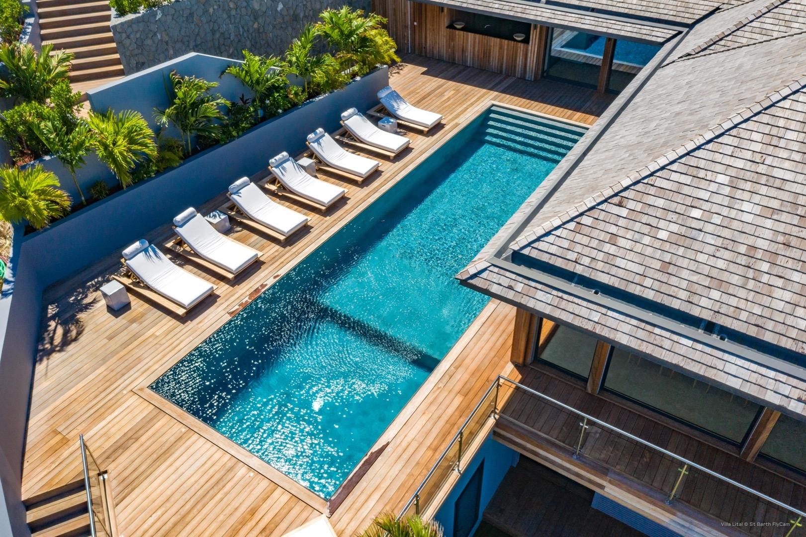Luxury villa rentals caribbean - St barthelemy - Anse des cayes - No location 4 - Lital - Image 1/61