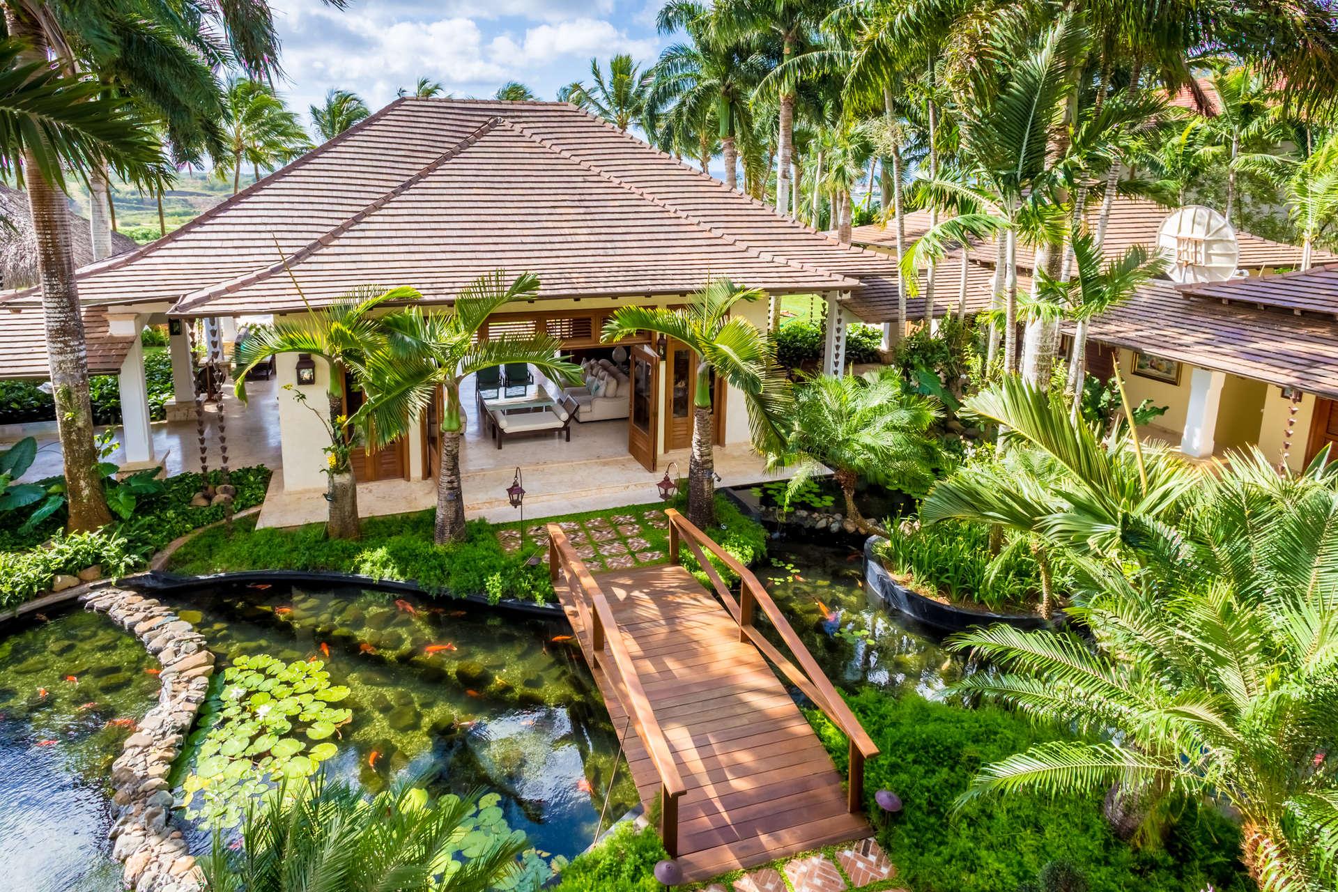 Luxury villa rentals caribbean - Dominican republic - Casa decampo - Villa Palmeras - Image 1/22