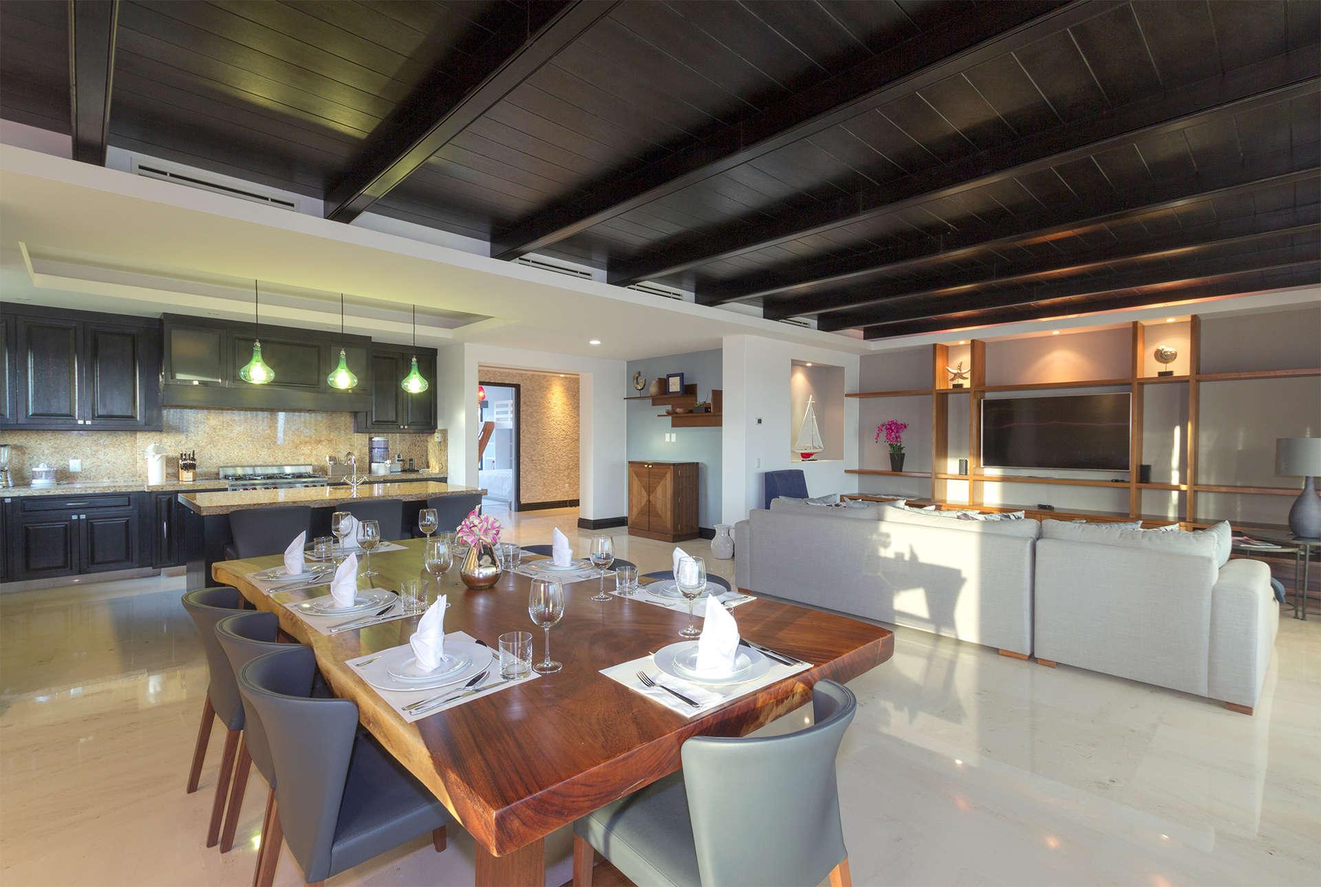 Luxury vacation rentals mexico - Punta mita - Hacienda de mita - No location 4 - Condo Petunia - Image 1/15