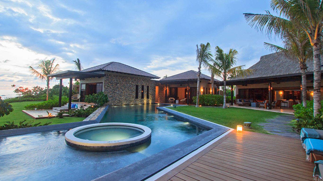 Luxury vacation rentals mexico - Punta mita - La punta estates - No location 4 - Estate Marietas - Image 1/22