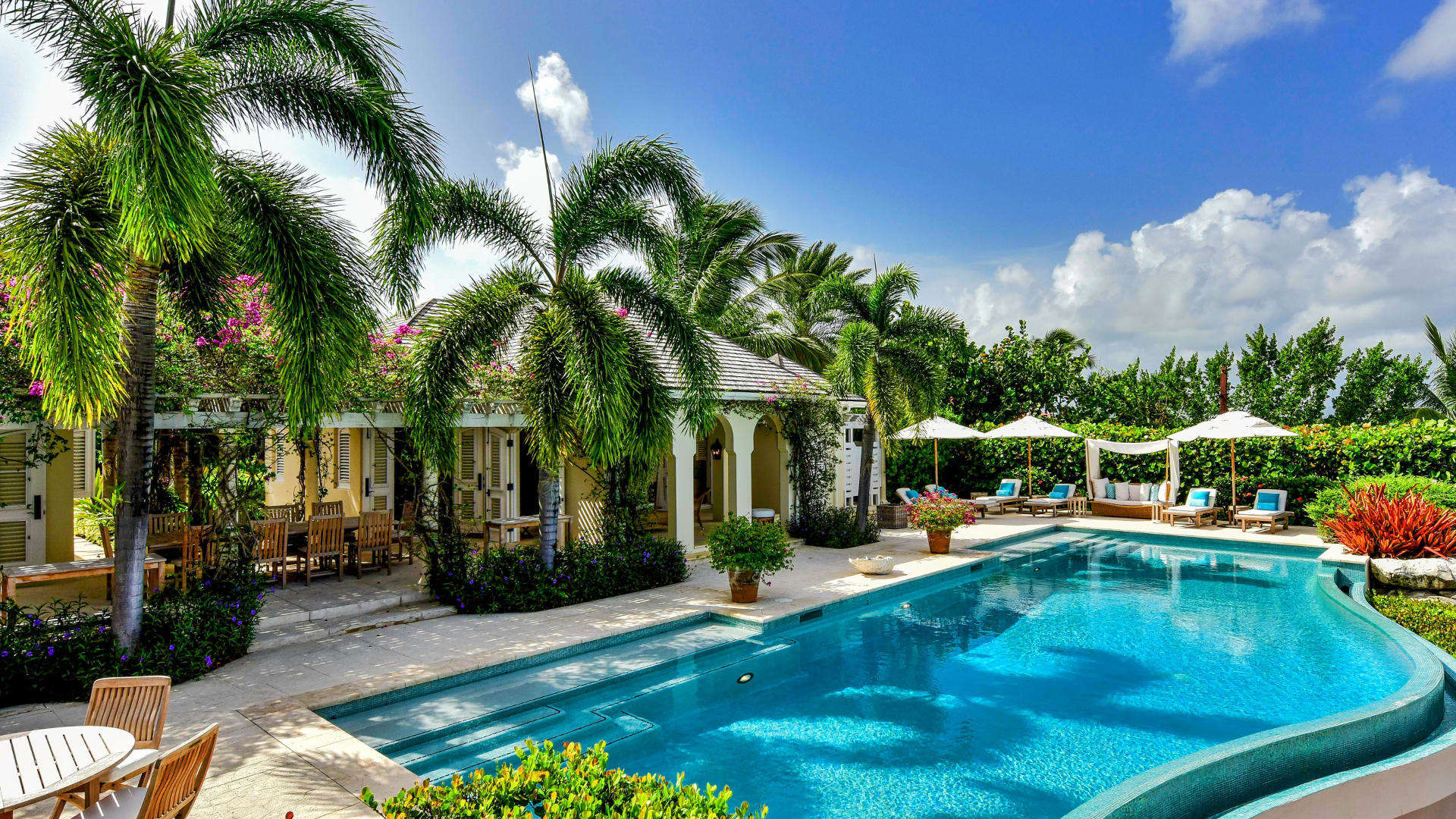 Luxury villa rentals caribbean - Antigua - Jumby bay island - No location 4 - Sunset Cove - Image 1/10