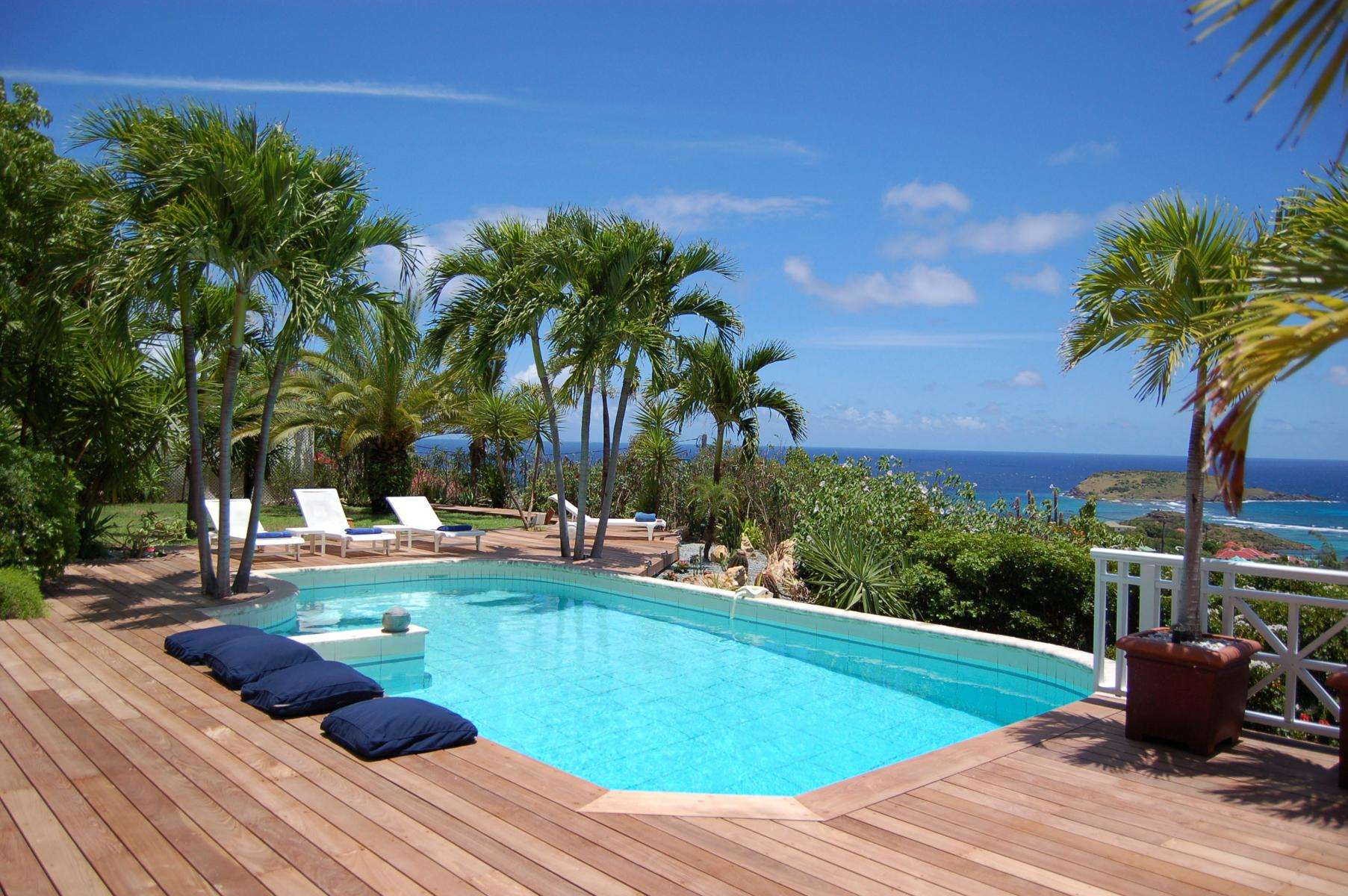Luxury villa rentals caribbean - St barthelemy - Marigot - No location 4 - Green Cay - Image 1/19