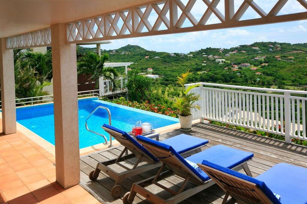 Luxury villa rentals caribbean - St lucia - Cap estate sl - South hills - Villa Paradisso - Image 1/7