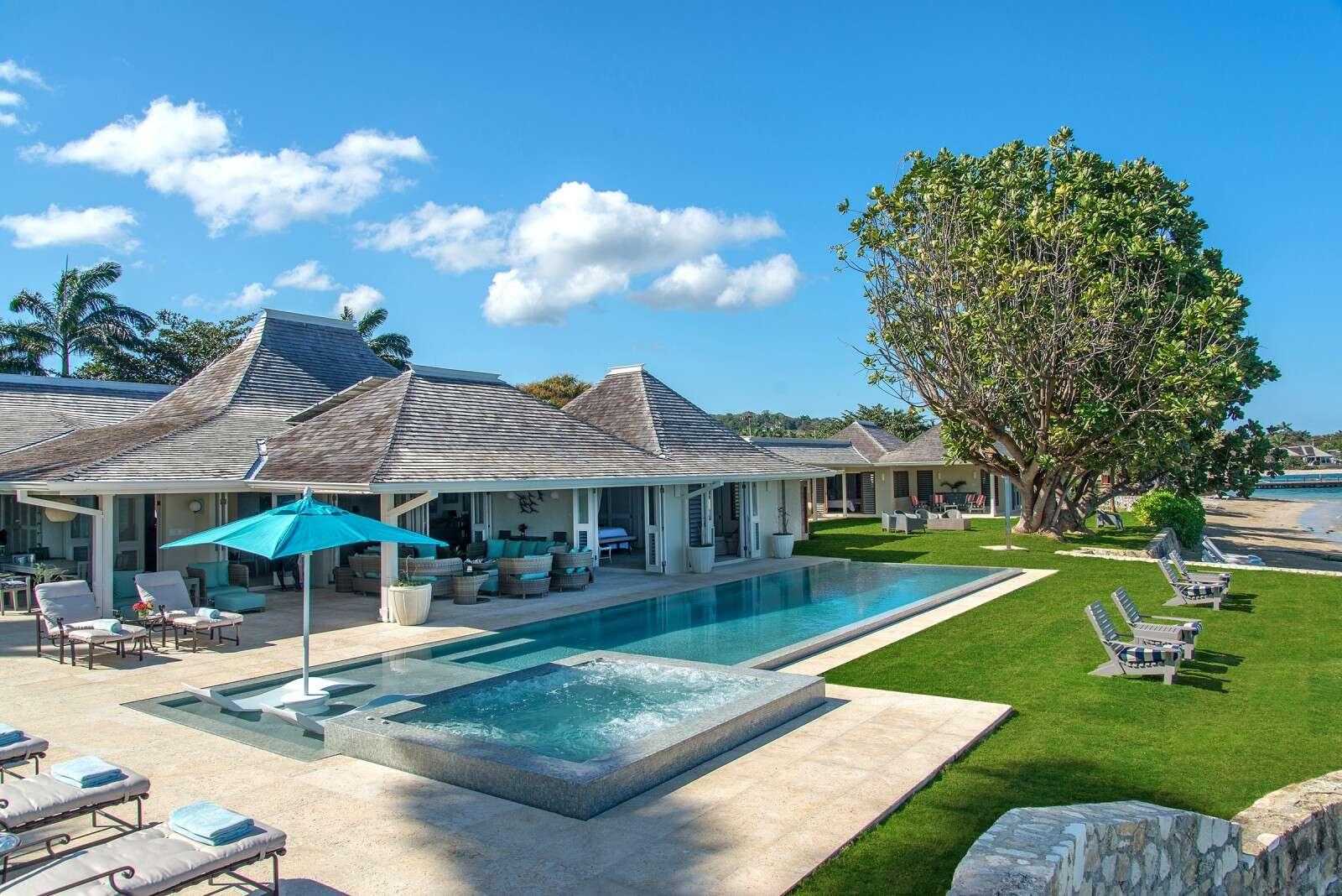 Luxury villa rentals caribbean - Jamaica - Try all club - No location 4 - Villa Sunset - Image 1/18