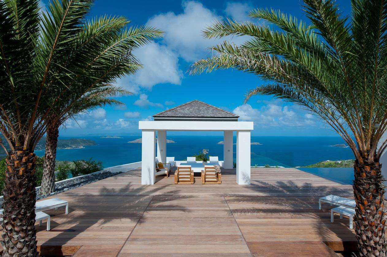 Luxury villa rentals caribbean - St barthelemy - Petite saline - No location 4 - Ginger - Image 1/36
