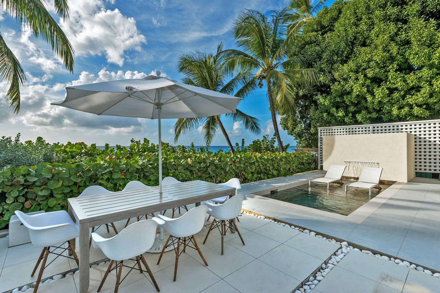 Luxury villa rentals caribbean - Barbados - St james - The garden - Footprints - Image 1/14
