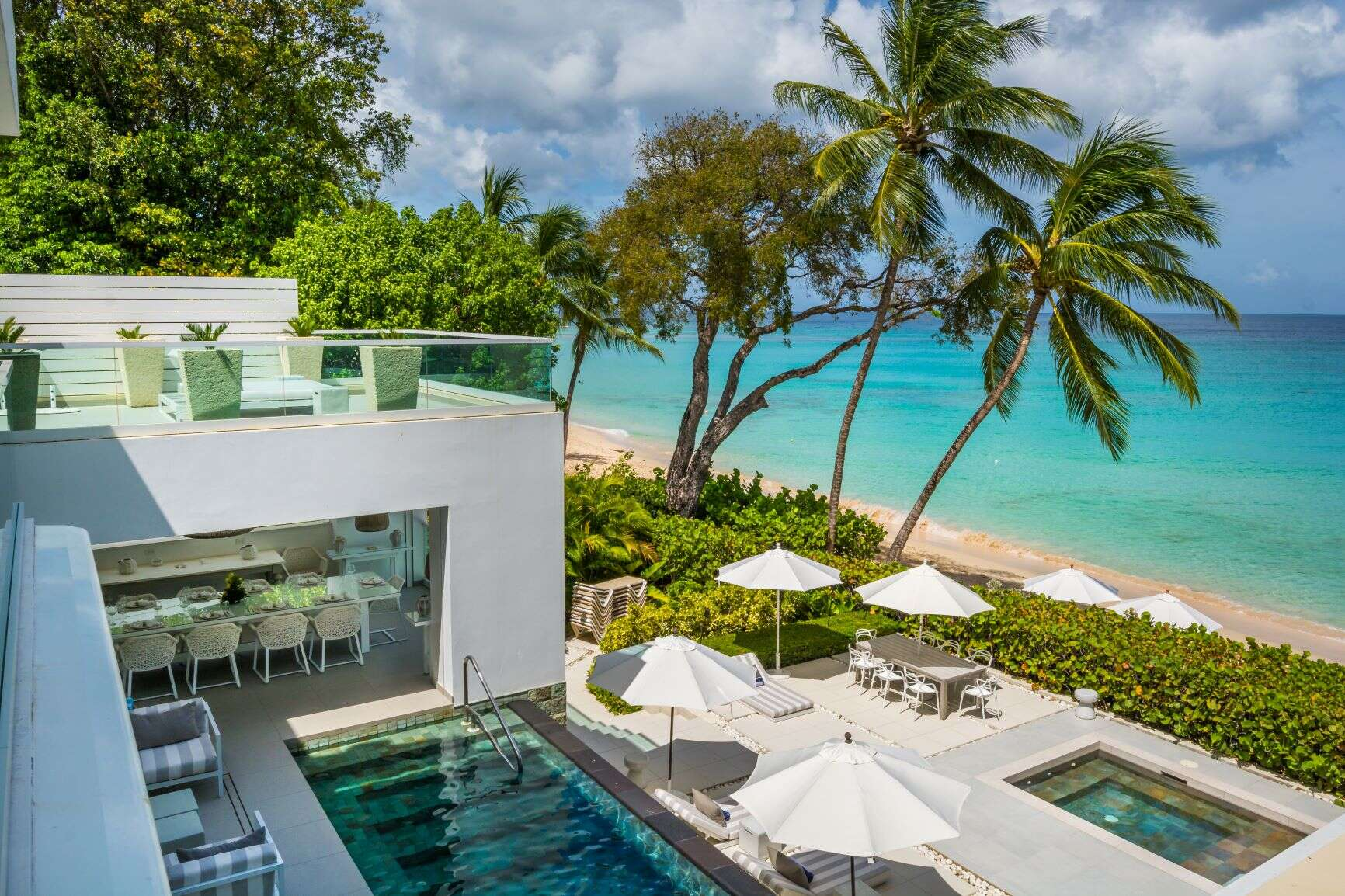 Luxury villa rentals caribbean - Barbados - St james - The garden - Footprints - Image 1/20