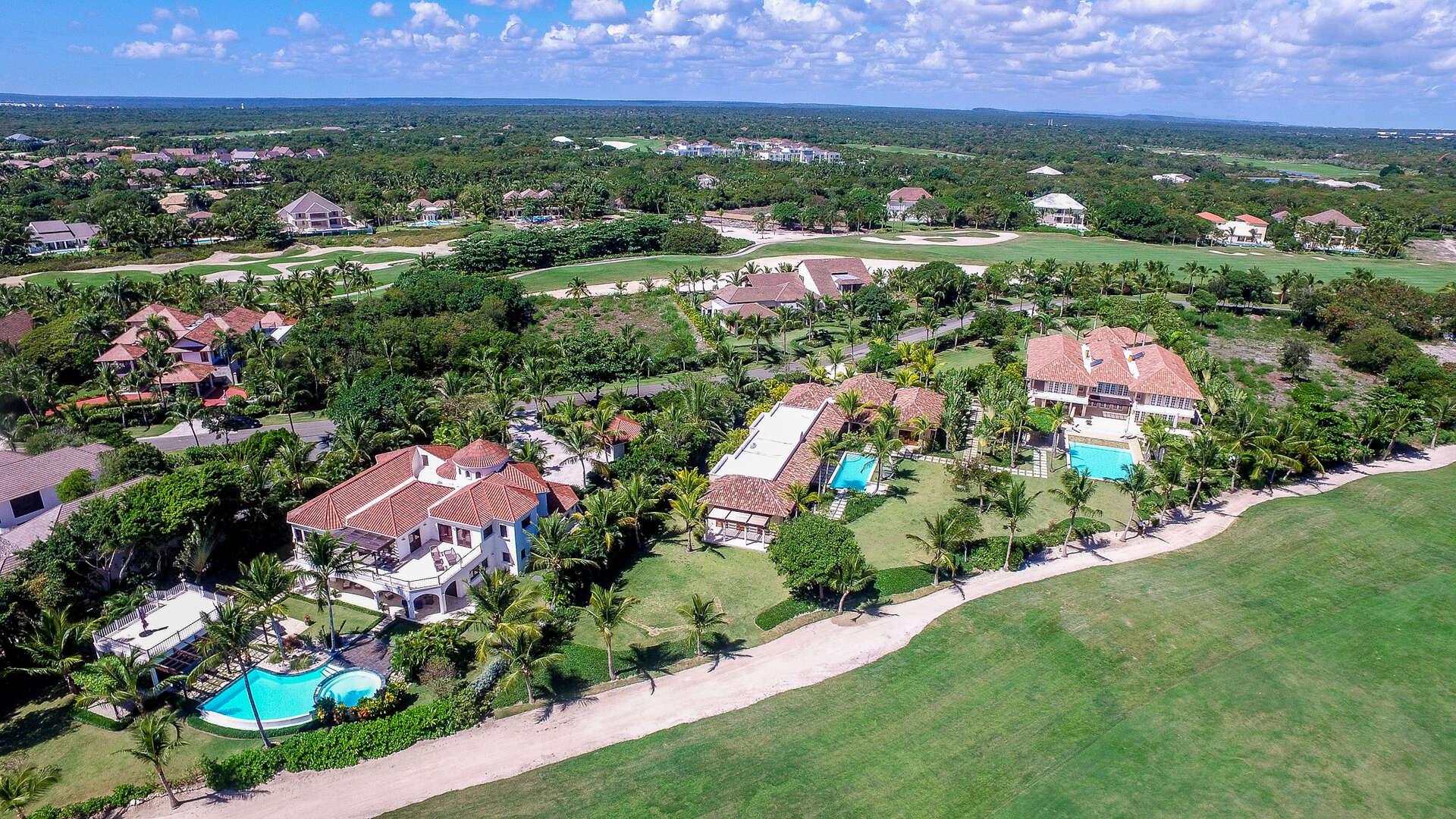 Luxury villa rentals caribbean - Dominican republic - Punta cana - Punta cana resort and club - Arrecife Luxury Estate - Image 1/101