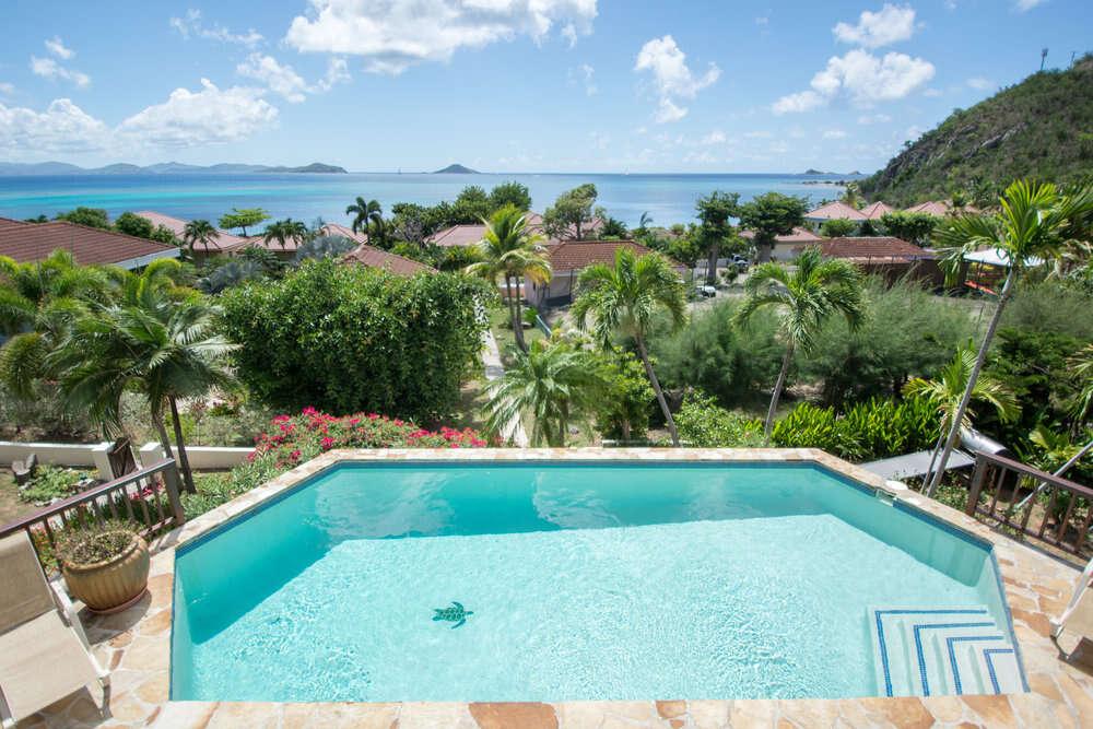 Luxury villa rentals caribbean - British virgin islands - Virgin gorda - Mahoe bay - Loblolly - Image 1/20