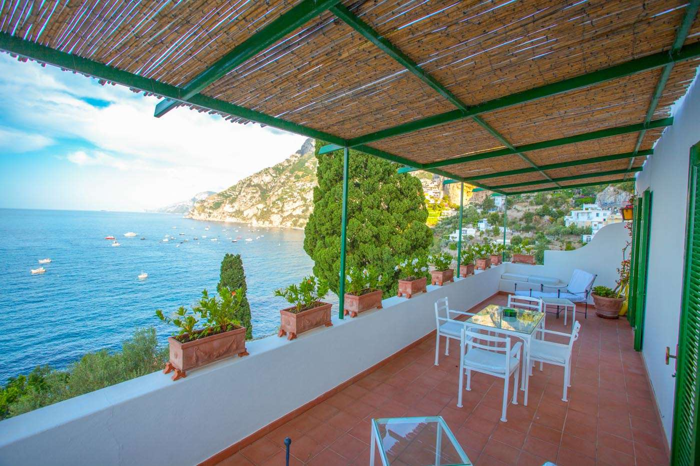 Luxury vacation rentals europe - Italy - Amalfi coast - Po sitano - Alta - Image 1/18