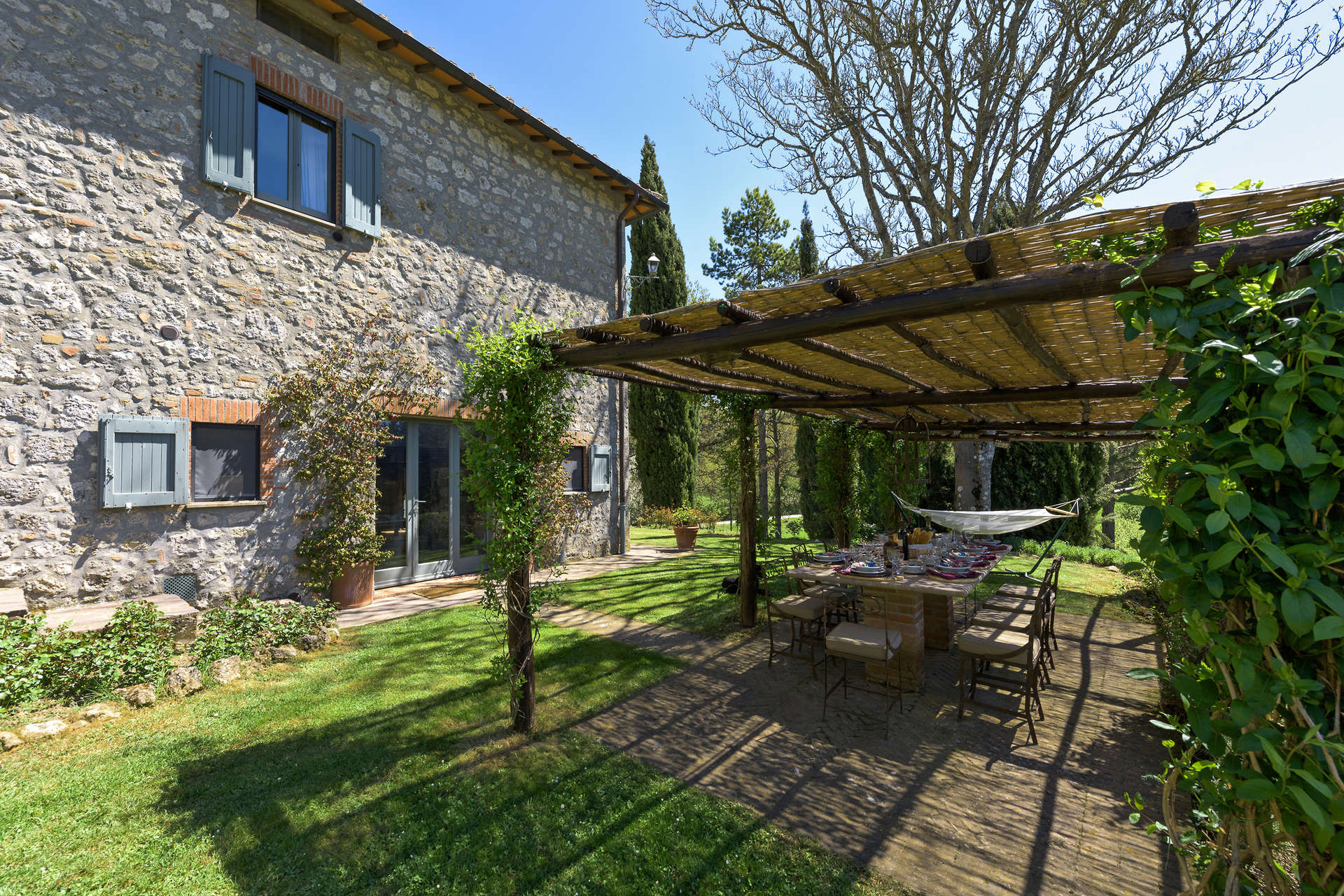 Luxury vacation rentals europe - Italy - Tuscany - Val dorcia - Aiola - Image 1/29
