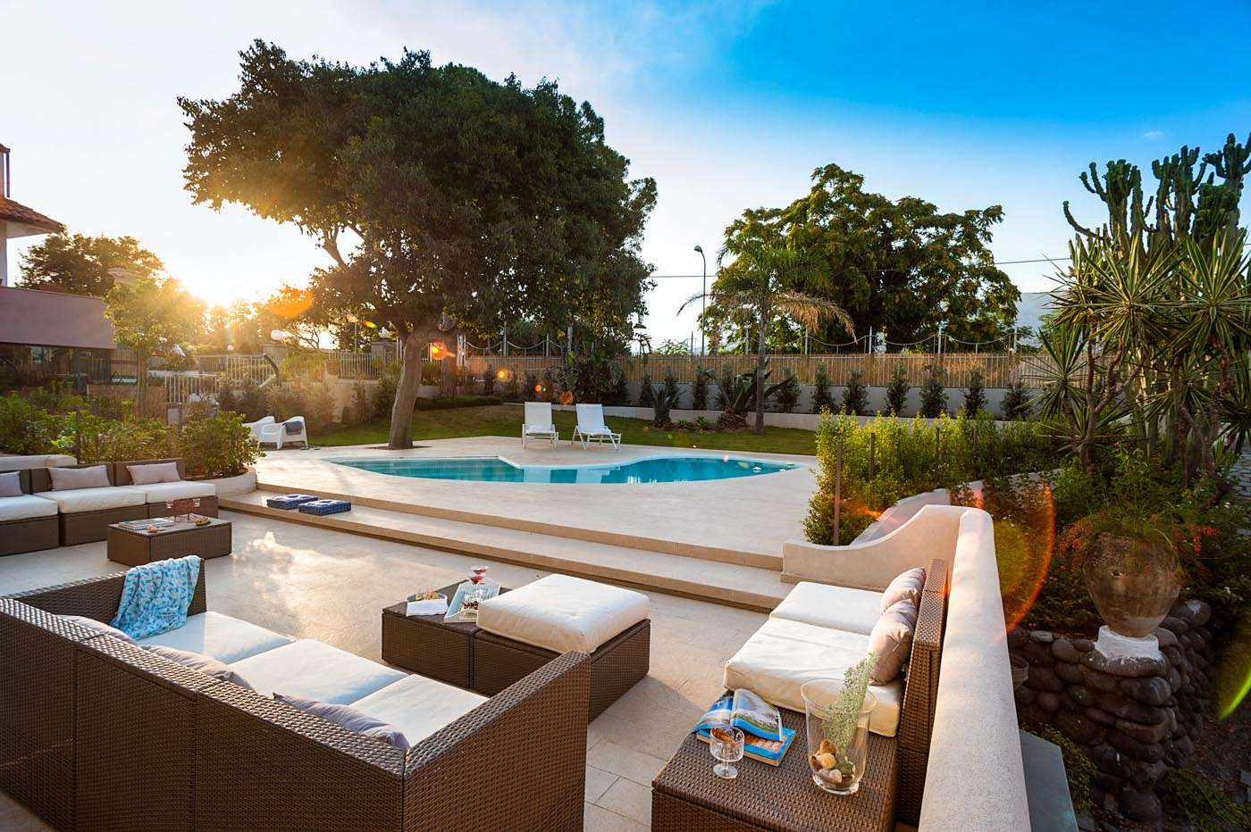 Luxury vacation rentals europe - Italy - Sicily - Taormina - Naxos - Image 1/22