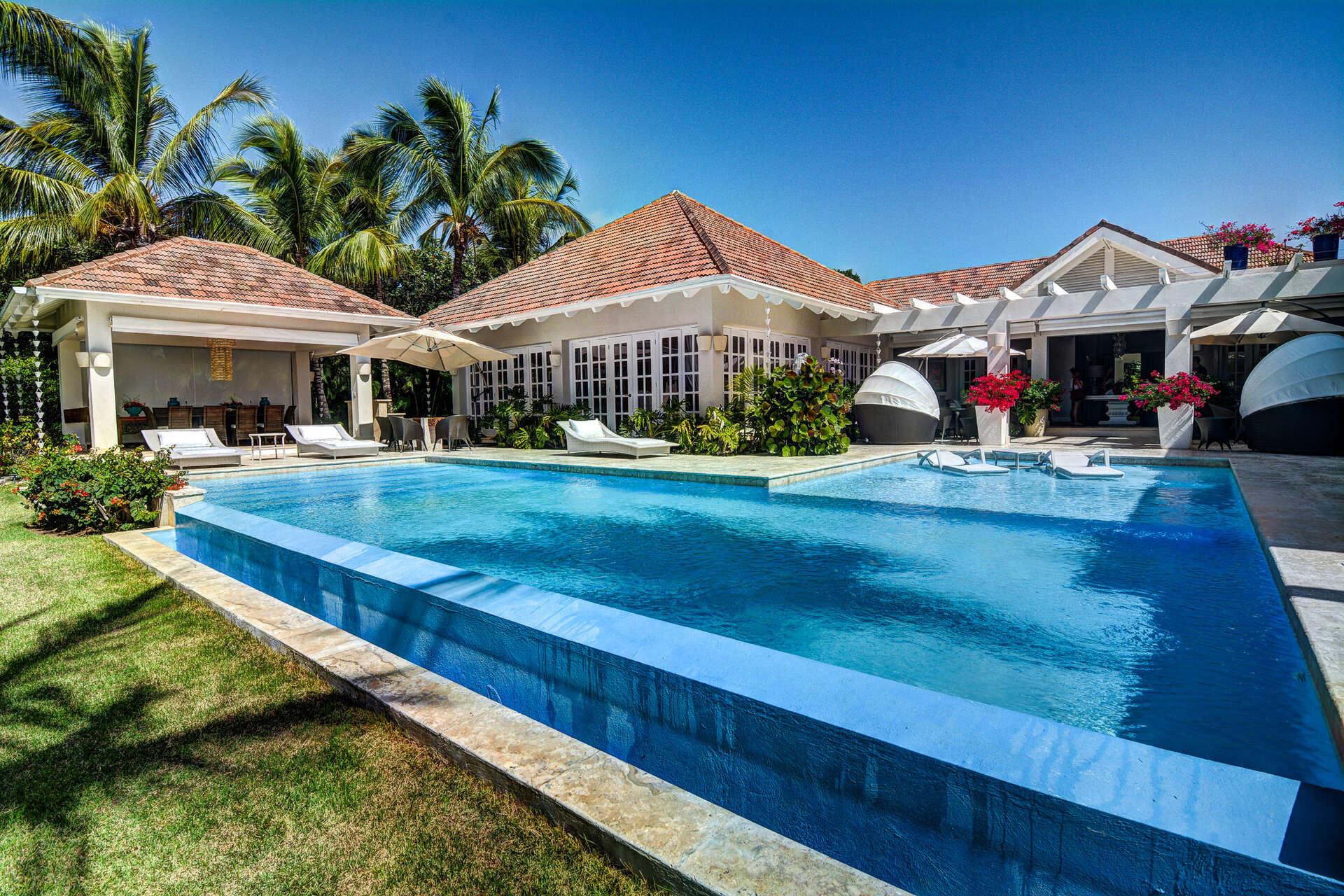 Luxury villa rentals caribbean - Dominican republic - Punta cana - Punta cana resort and club - Tortuga D1 - Image 1/31