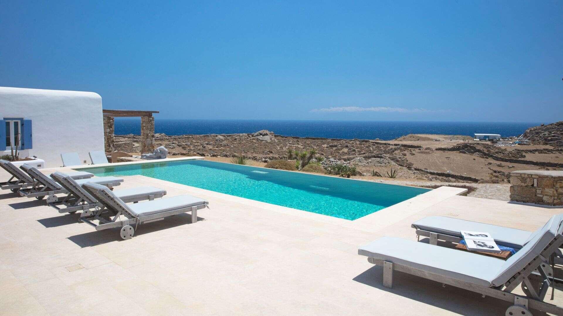 Luxury vacation rentals europe - Greece - Mykonos - Pyrgi - Pelicanos - Image 1/16