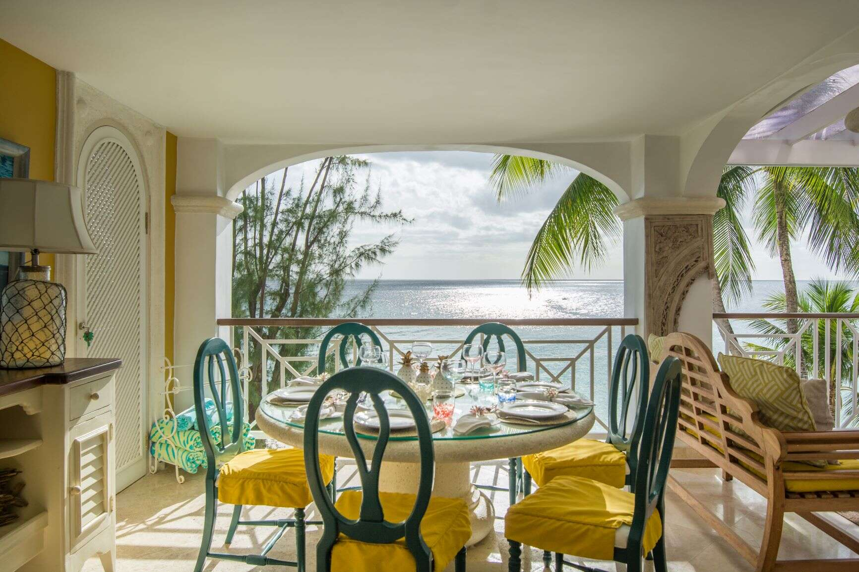 Luxury villa rentals caribbean - Barbados - St james - Holders hill - Old Trees 204 - Image 1/18