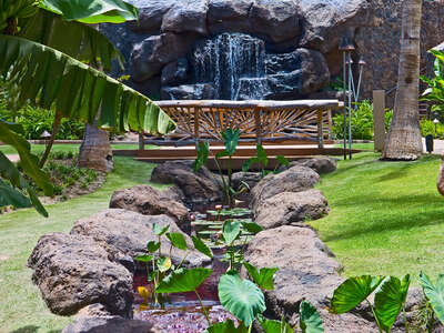 Water Features Abound Throughout the Property!